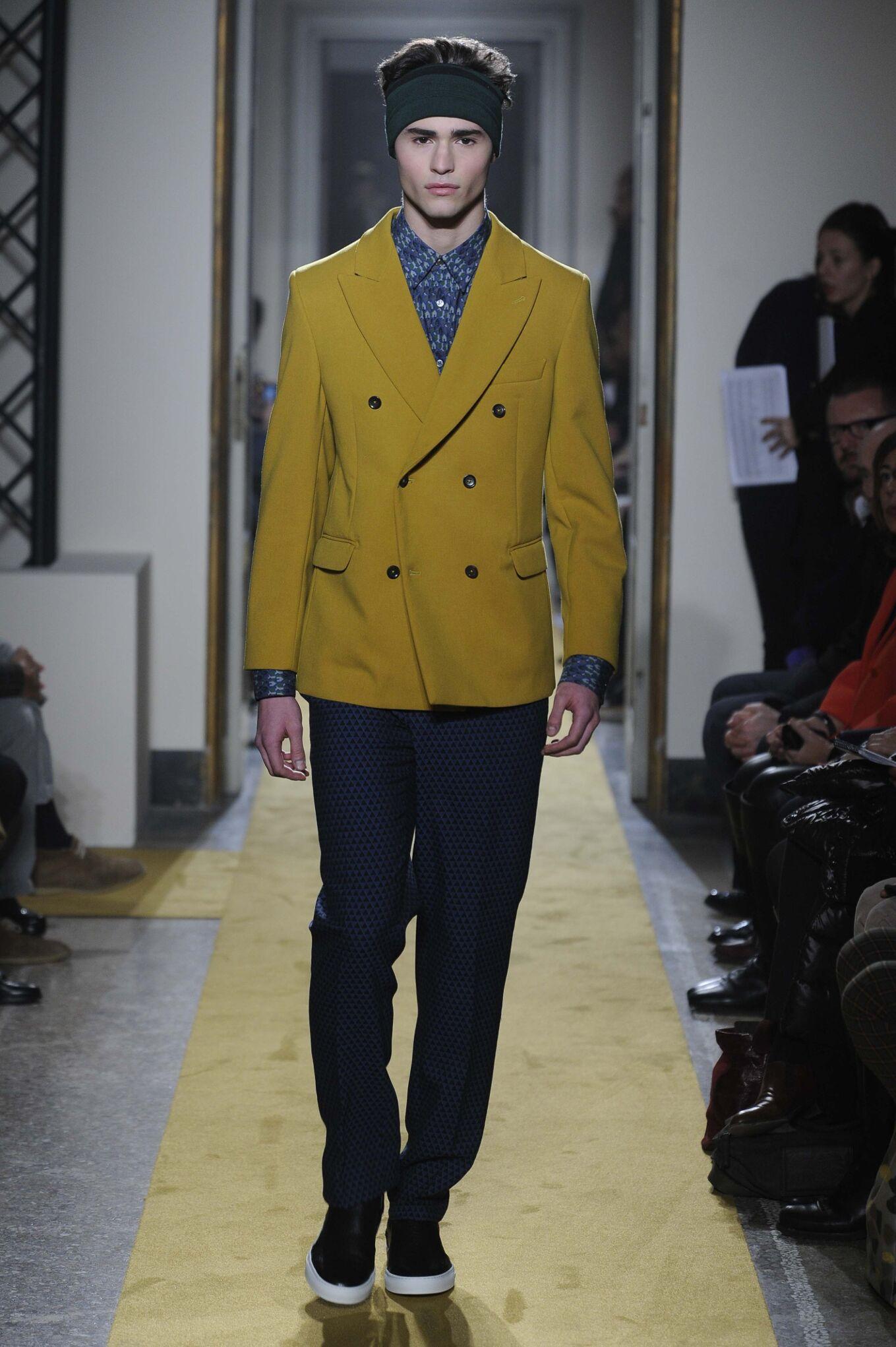 Fall 2014 Men Fashion Show Andrea Incontri