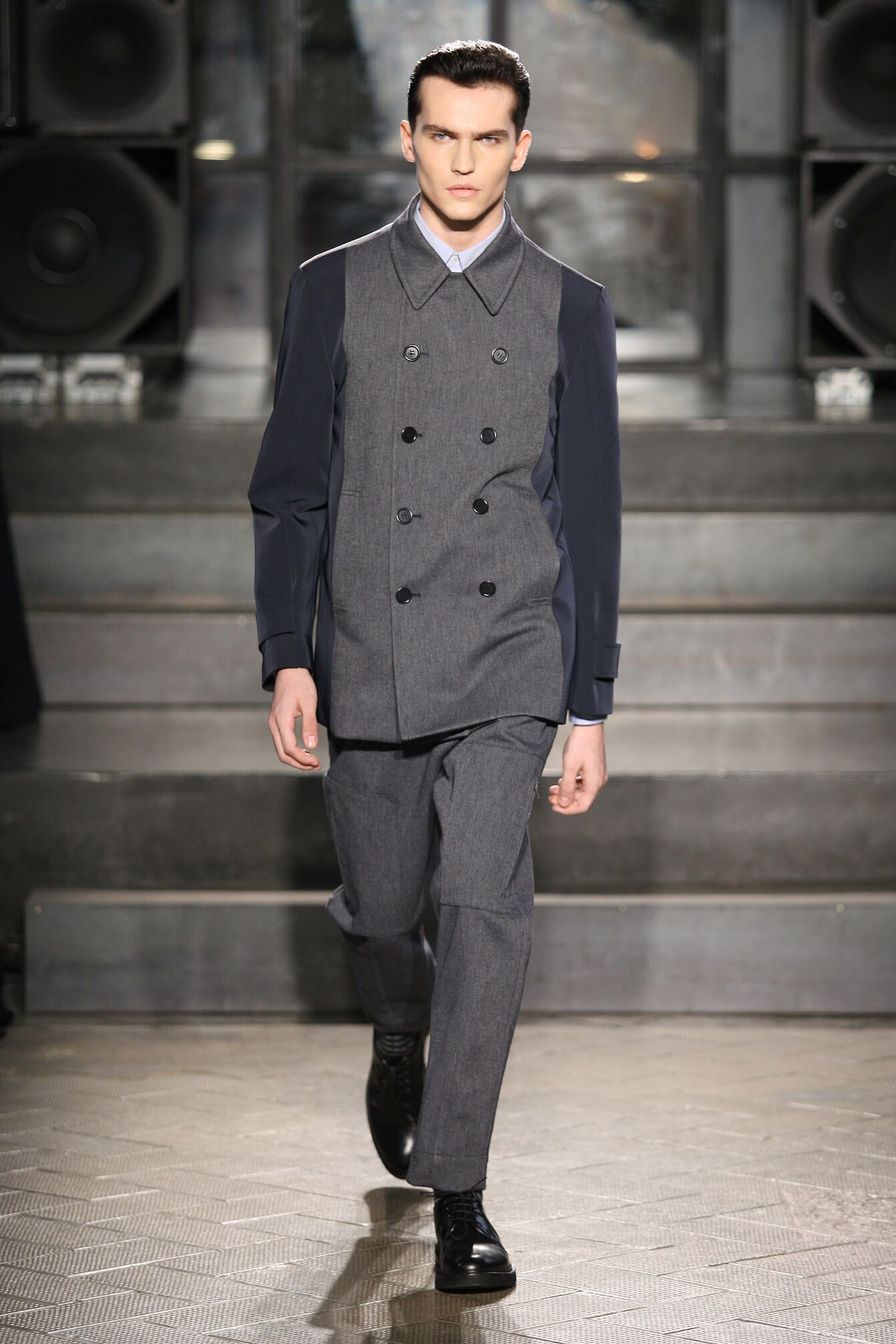 Fall 2014 Men Fashion Show Antonio Marras