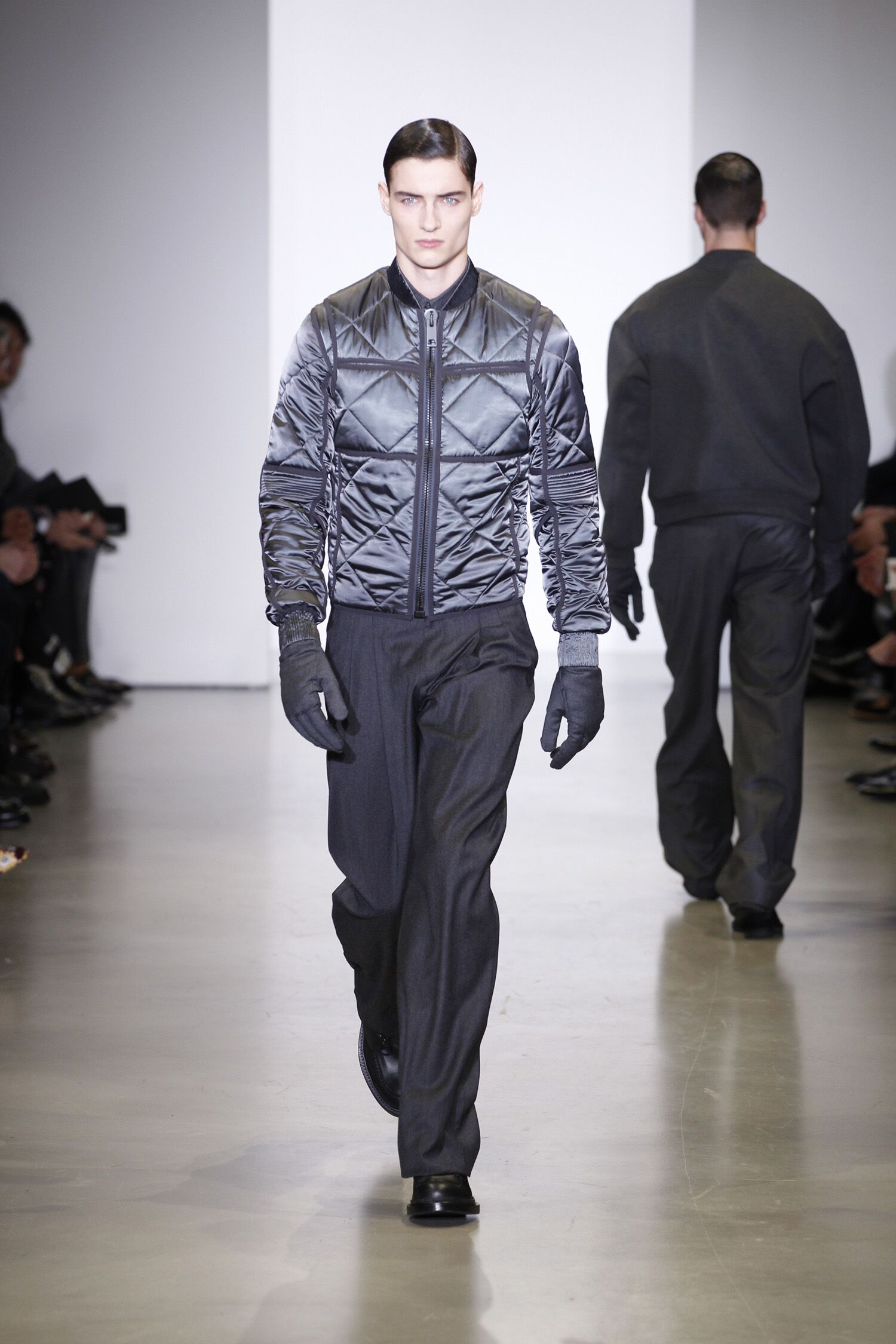 Fall 2014 Men Fashion Show Calvin Klein Collection