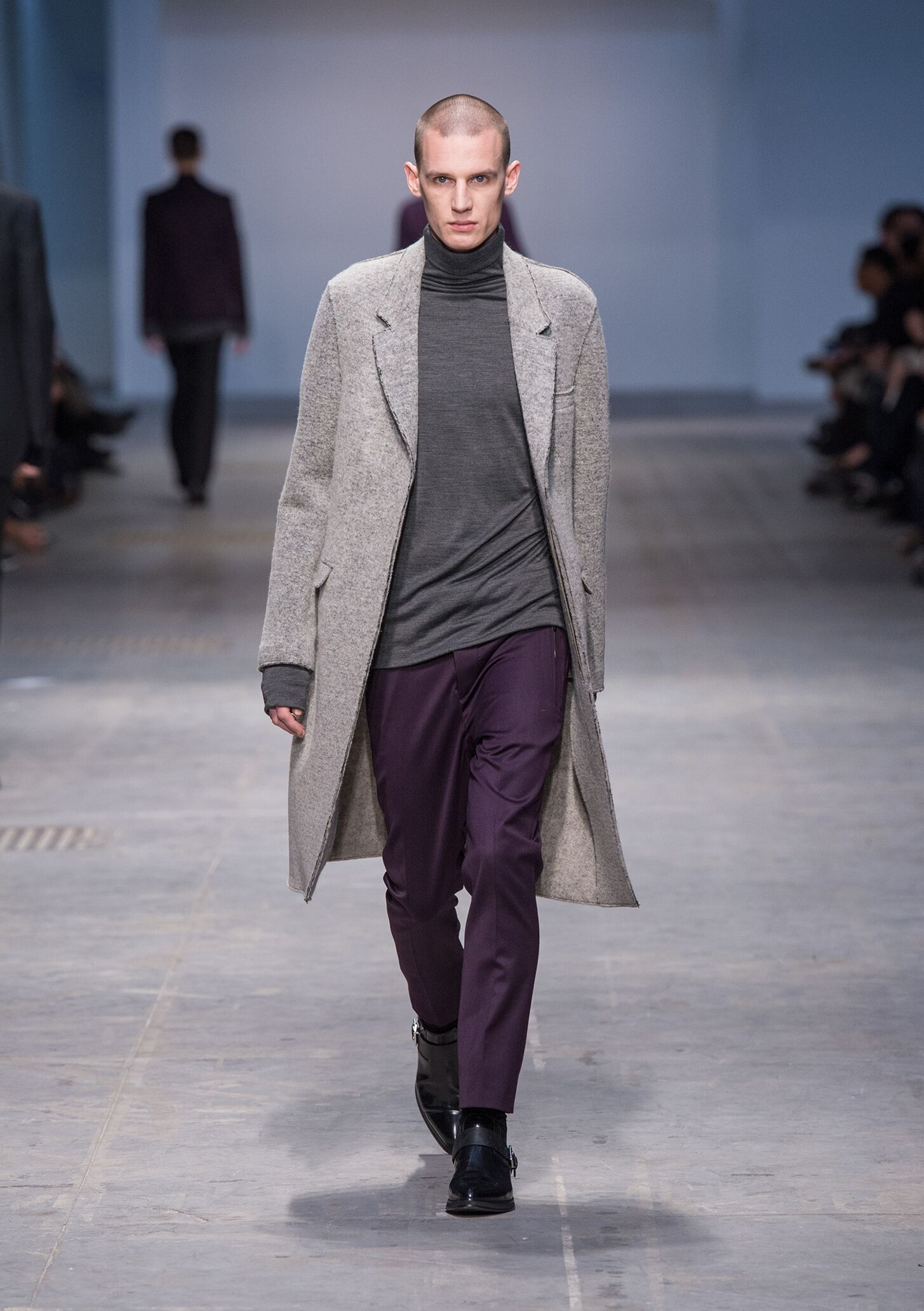 Fall 2014 Men Fashion Show Costume National Homme