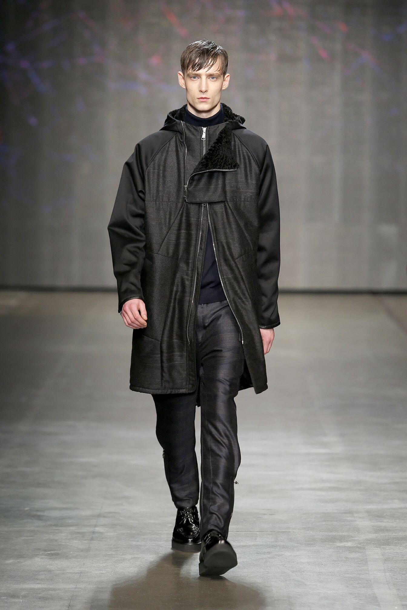 Fall 2014 Men Fashion Show Iceberg