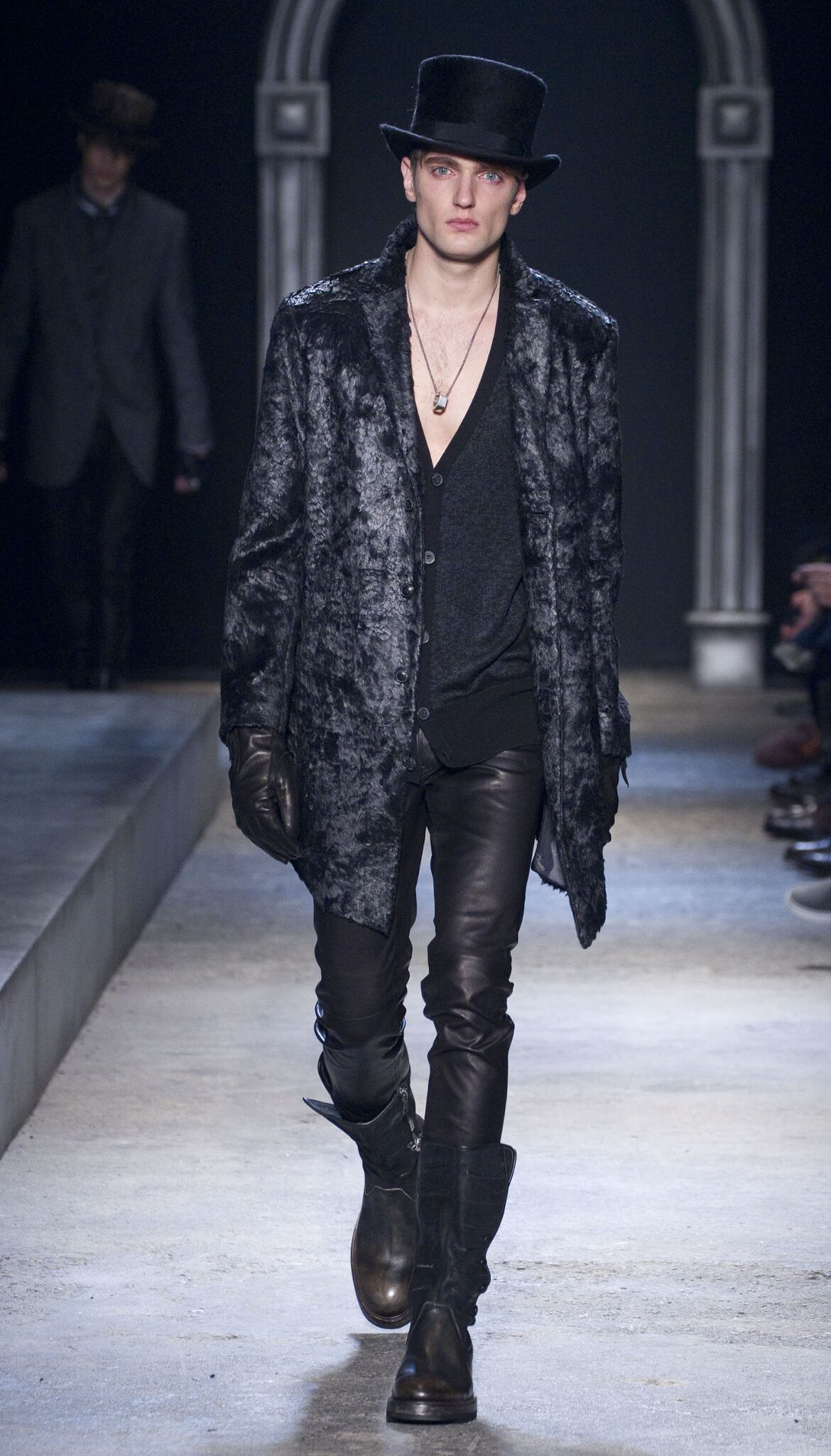 Fall 2014 Men Fashion Show John Varvatos