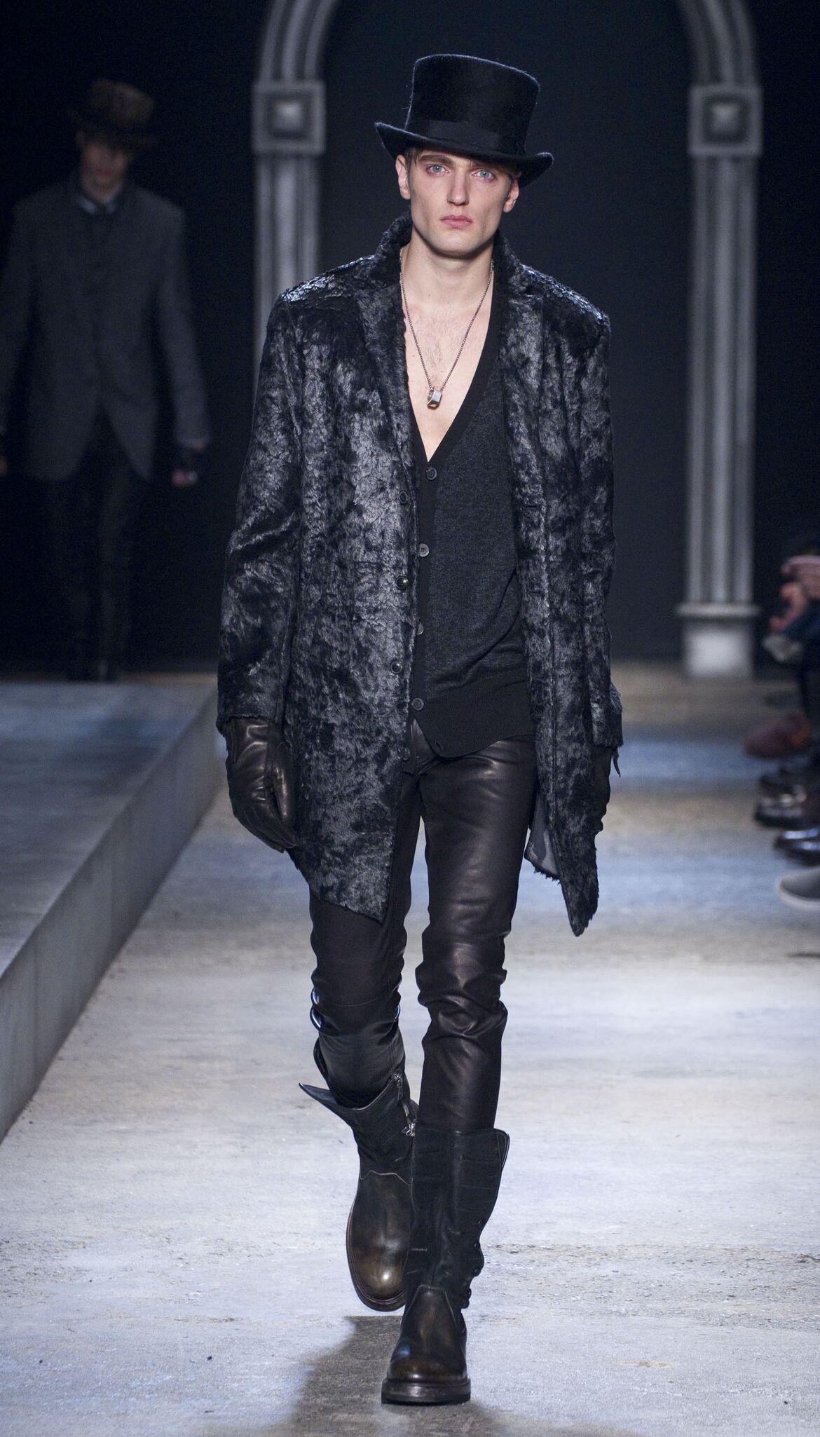 Fall 2014 Men Fashion Show John Varvatos