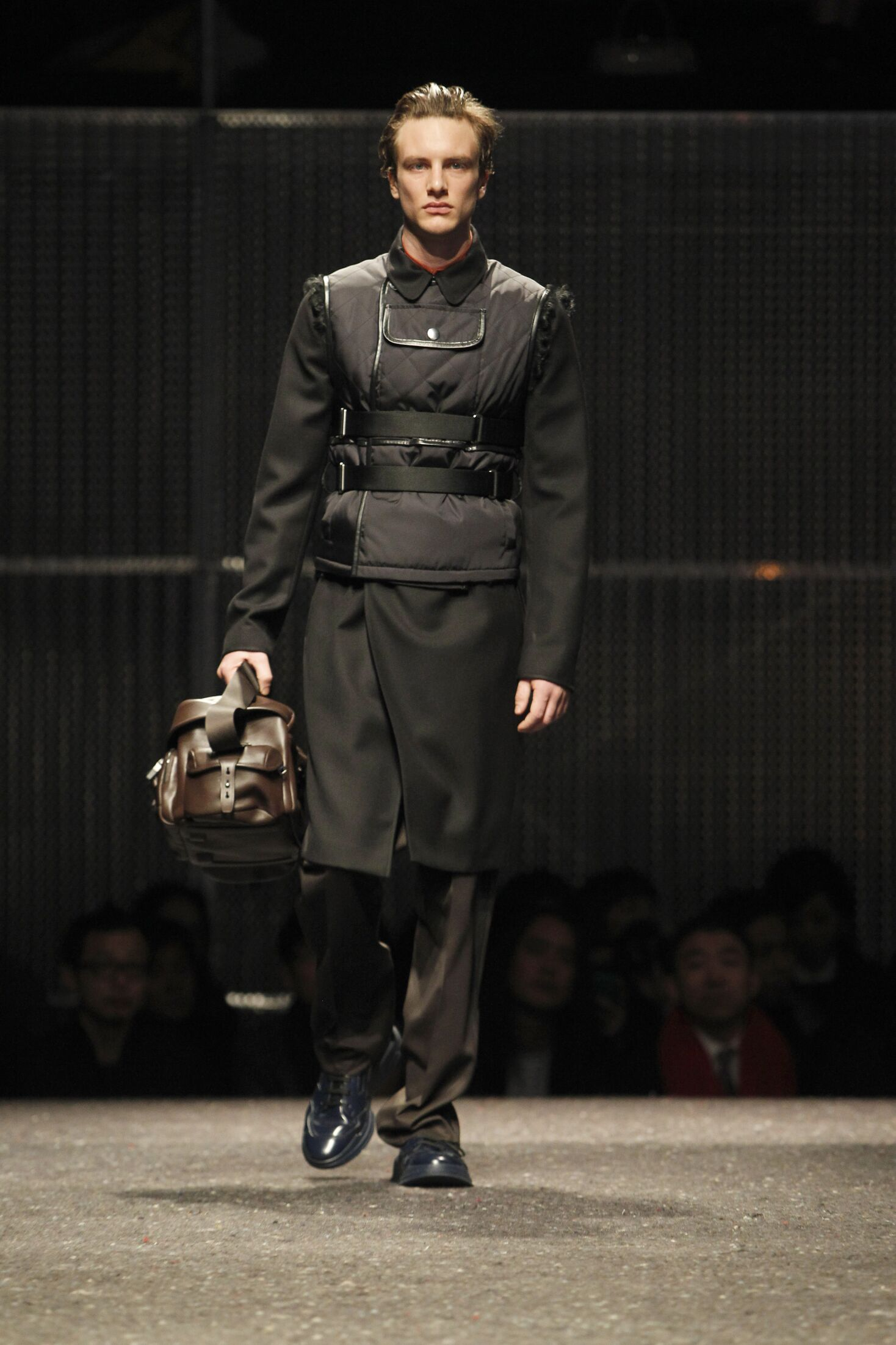 Fall 2014 Men Fashion Show Prada