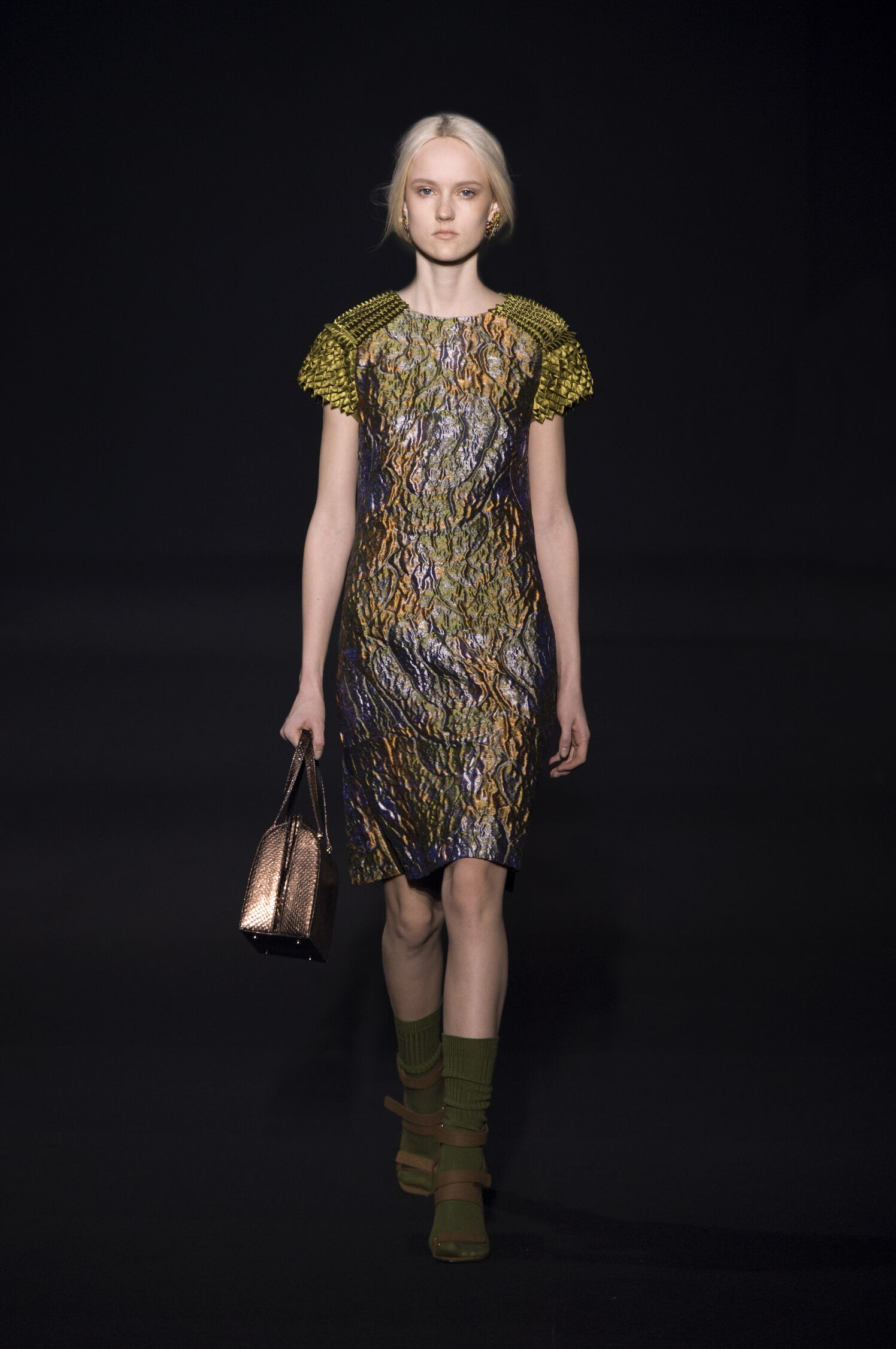 Fall 2014 Women Fashion Show Alberta Ferretti