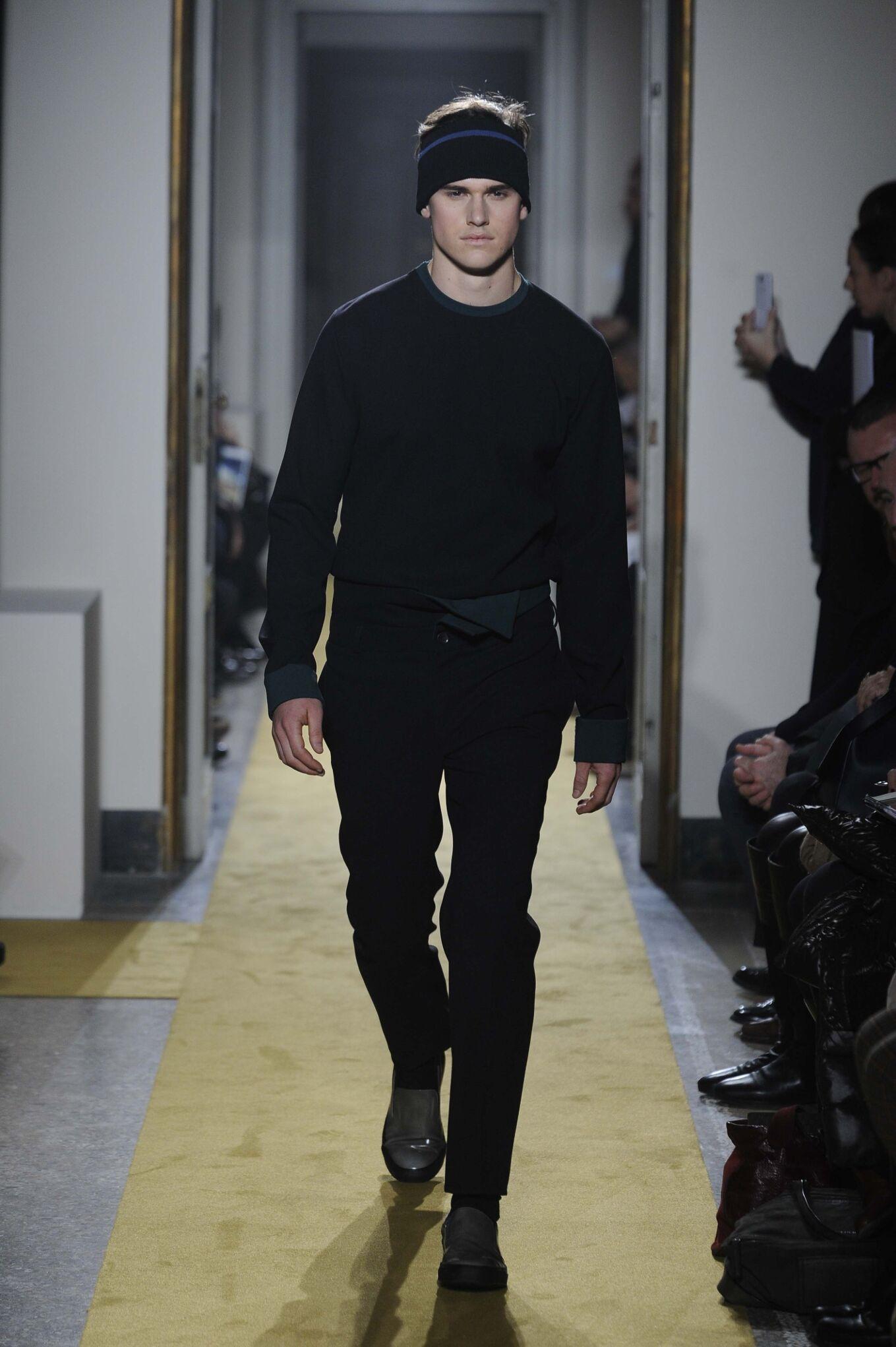 Fall Andrea Incontri Fashion Man