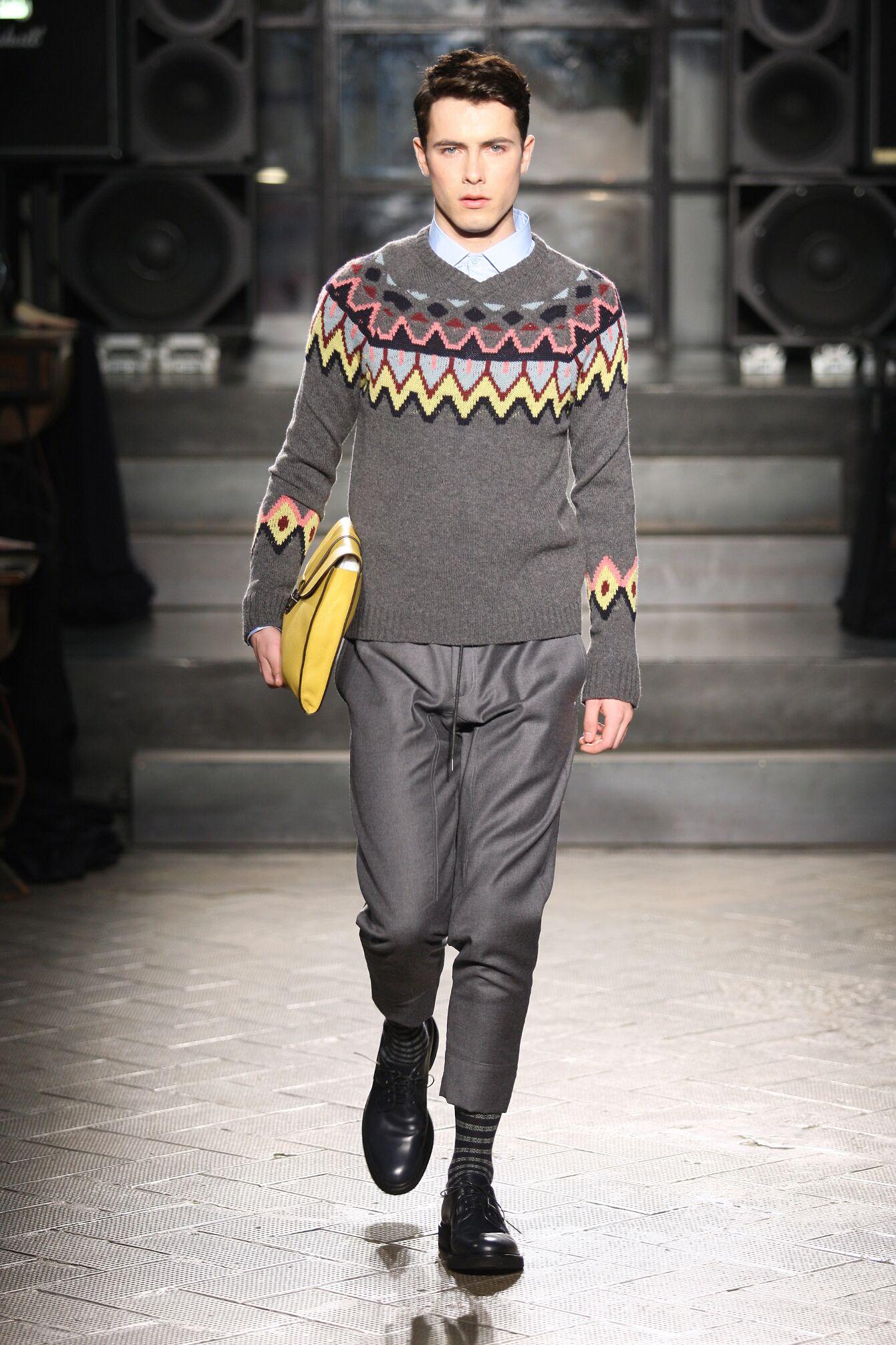 Fall Antonio Marras Fashion Man