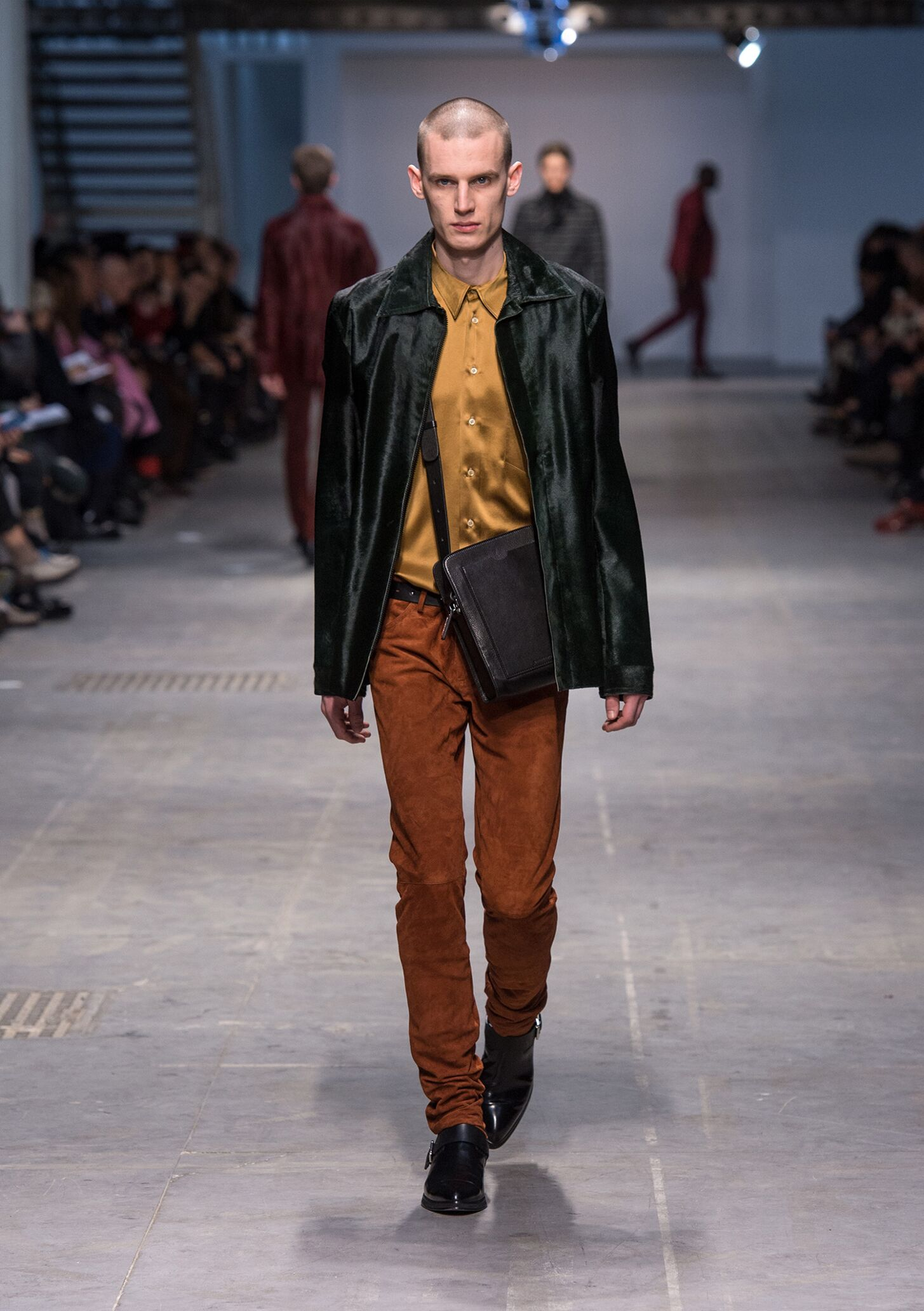 Fall Costume National Homme Fashion Man