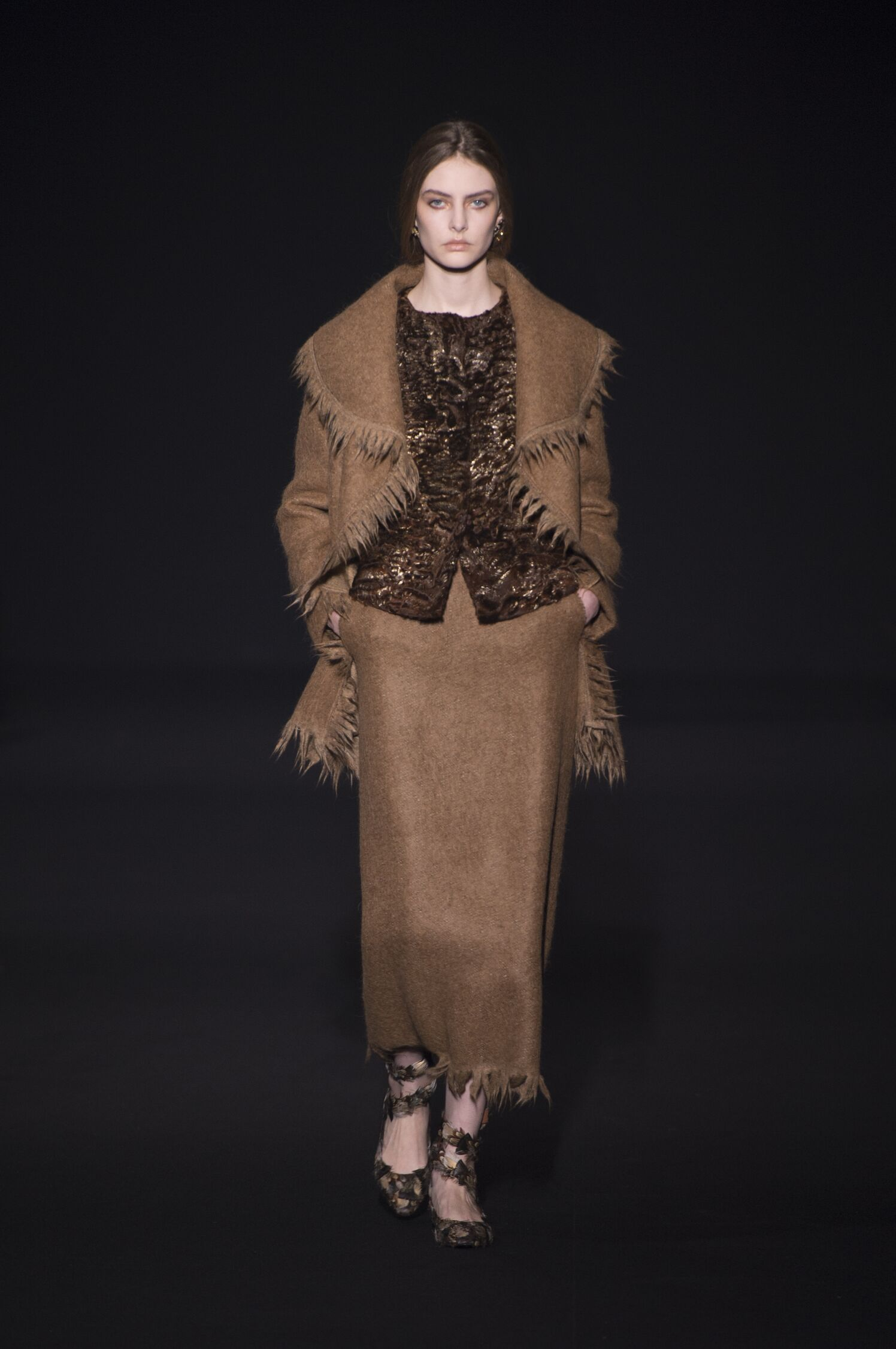 Fall Fashion 2014 2015 Alberta Ferretti