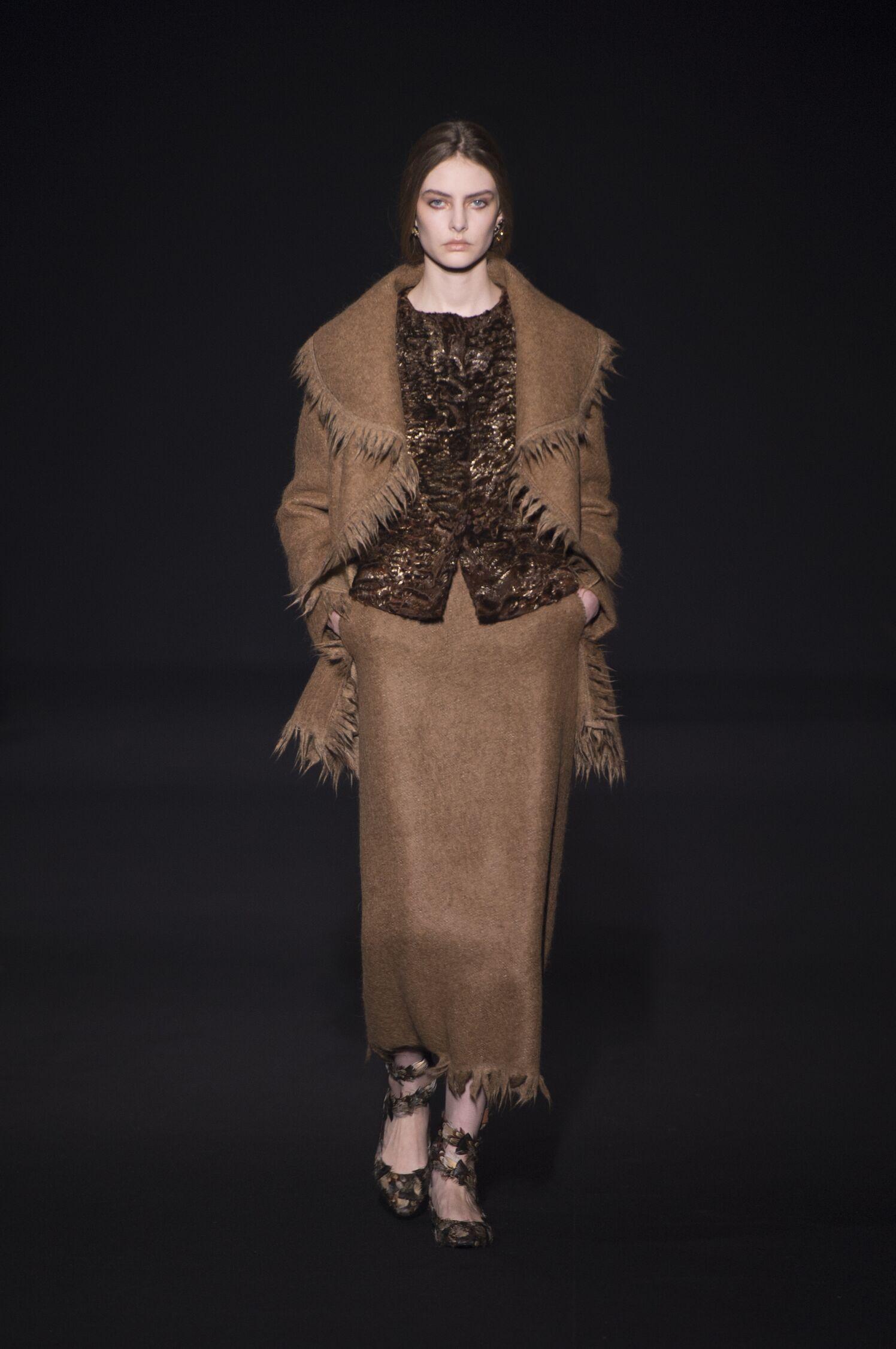 Fall Fashion 2014 2015 Alberta Ferretti