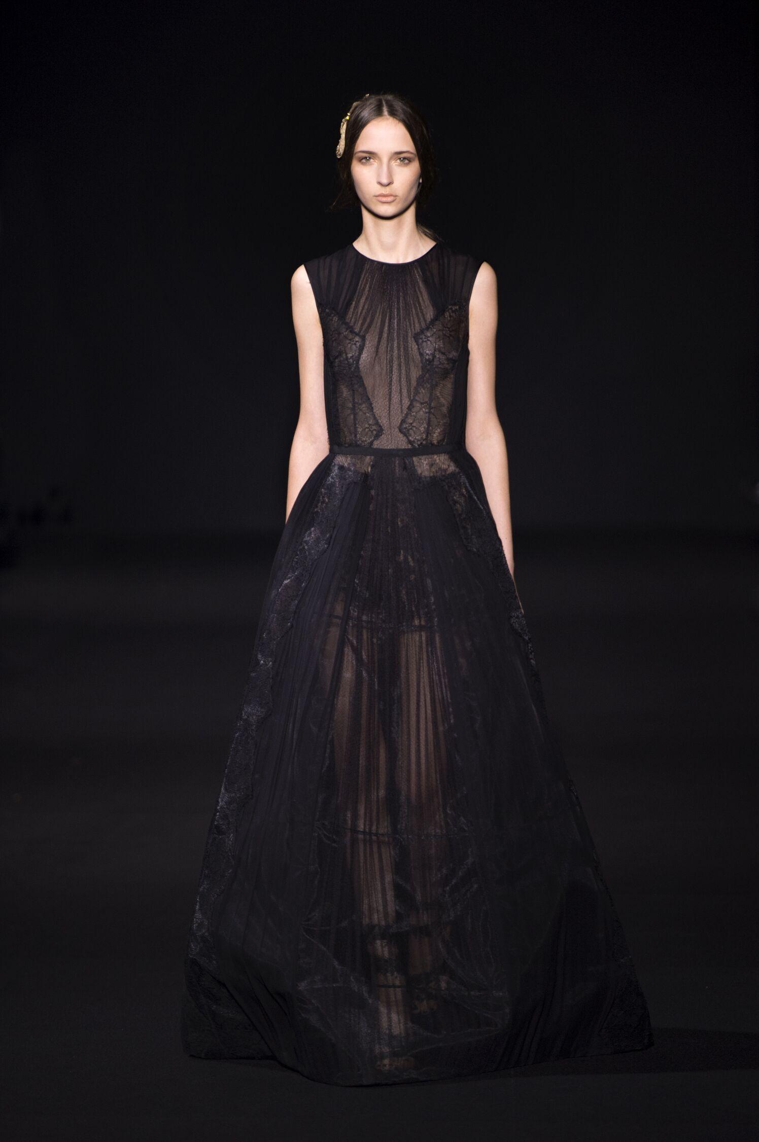 Fall Fashion Woman Dress