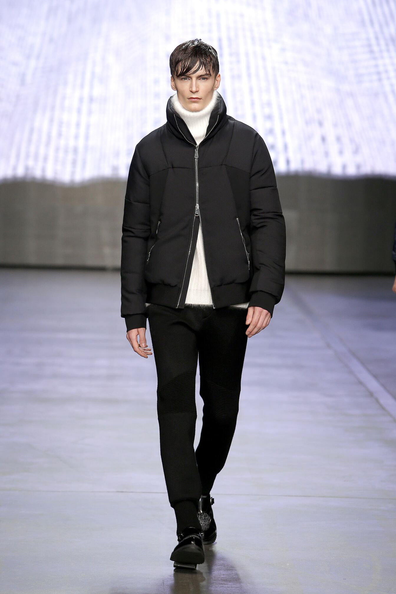 Fall Iceberg Fashion Man
