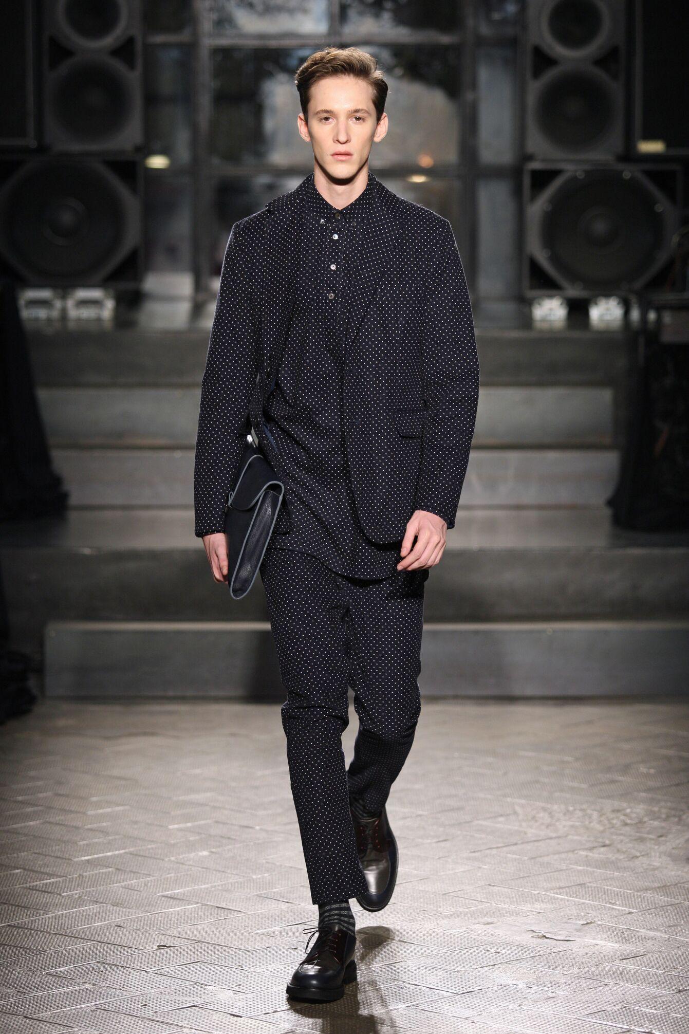 Fall Menswear Trends 2014 Antonio Marras