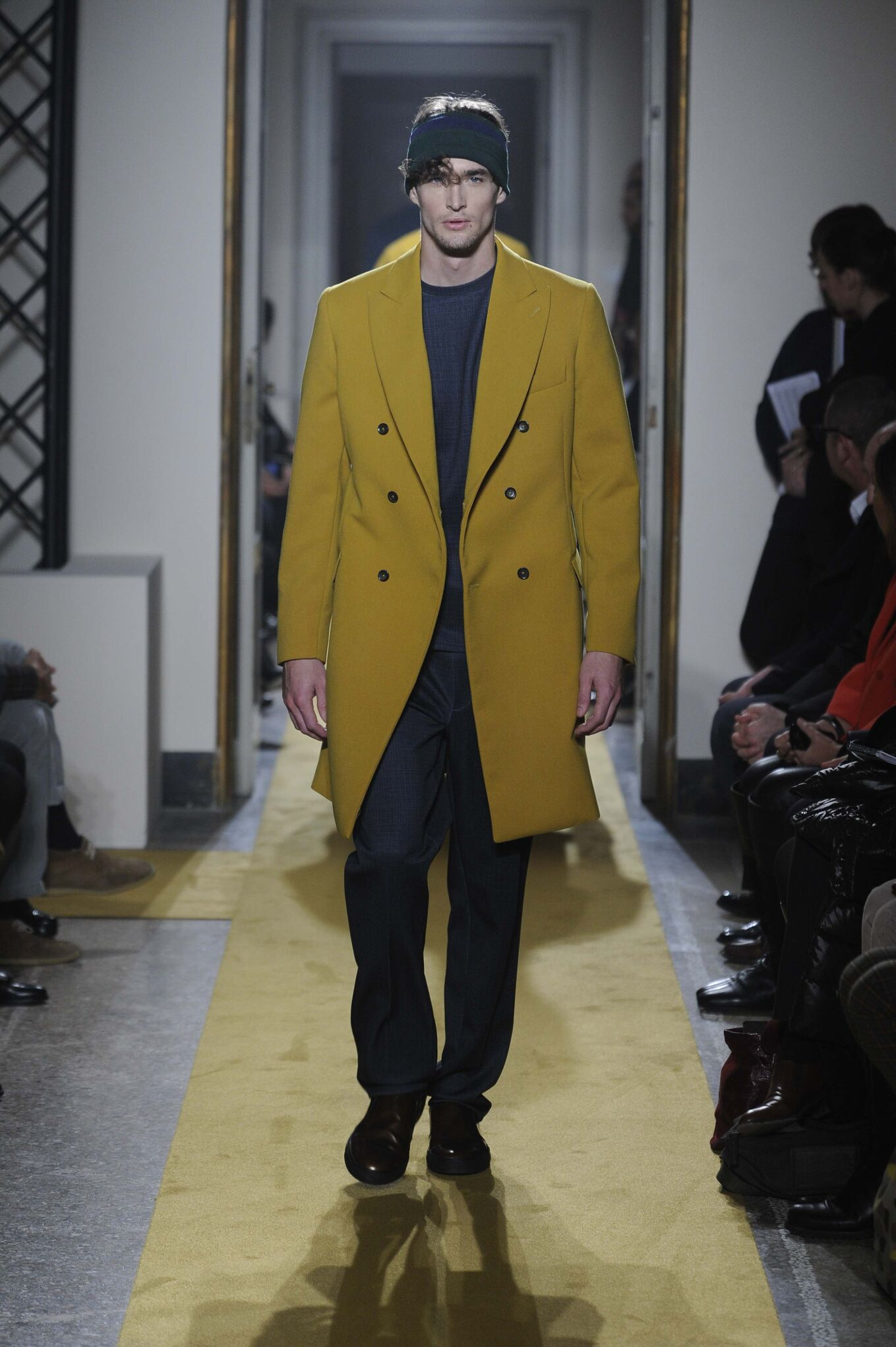 Fall Winter 2014 15 Fashion Men's Collection Andrea Incontri