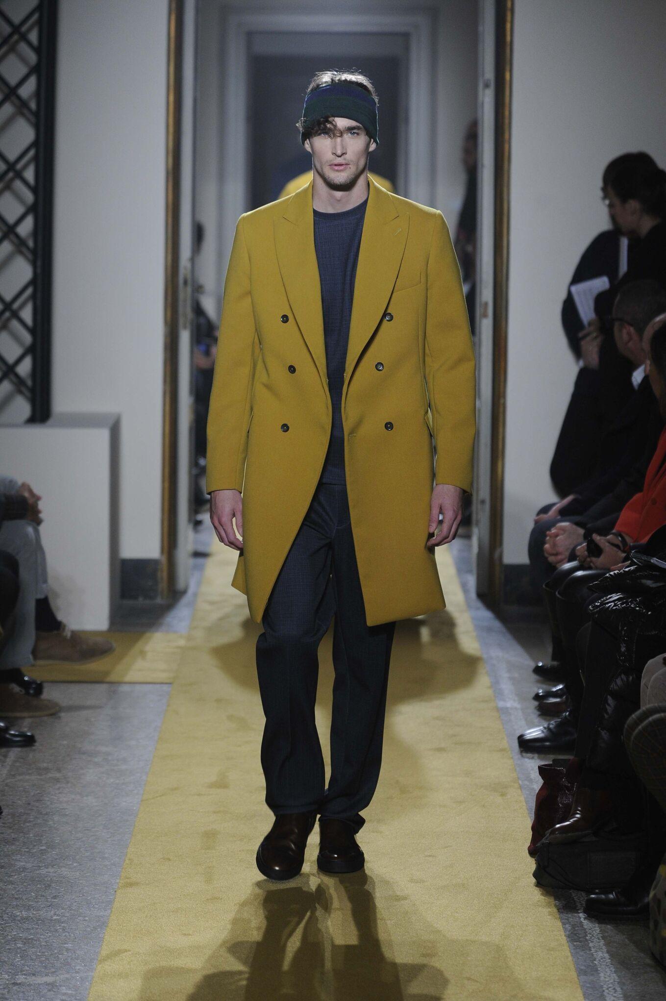 Fall Winter 2014 15 Fashion Men's Collection Andrea Incontri