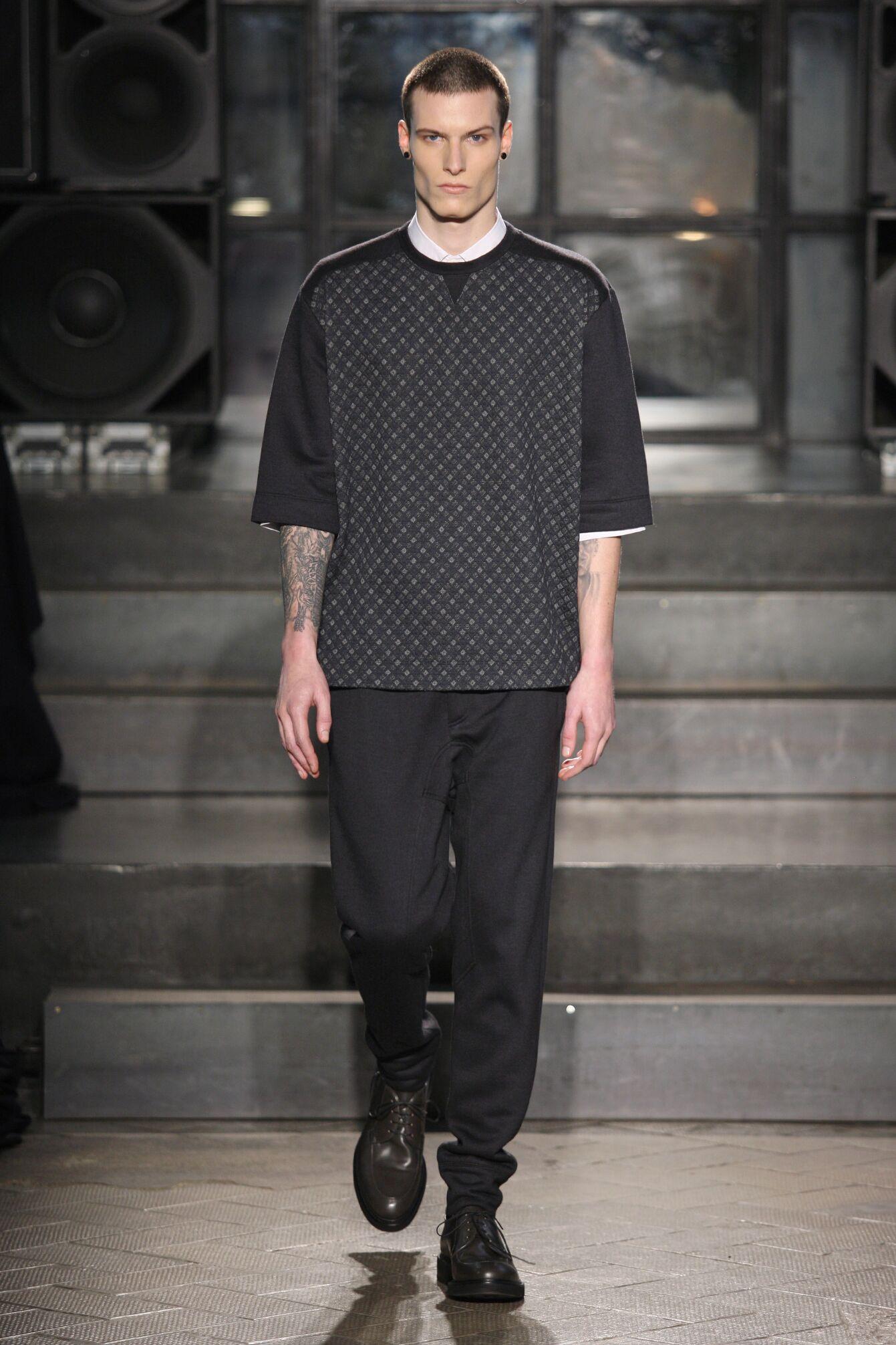 Fall Winter 2014 15 Fashion Men's Collection Antonio Marras