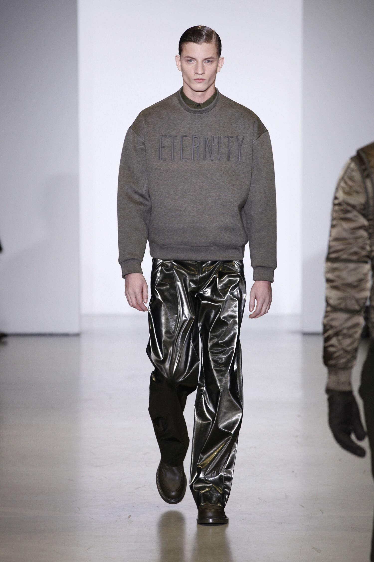 Fall Winter 2014 15 Fashion Men's Collection Calvin Klein Collection