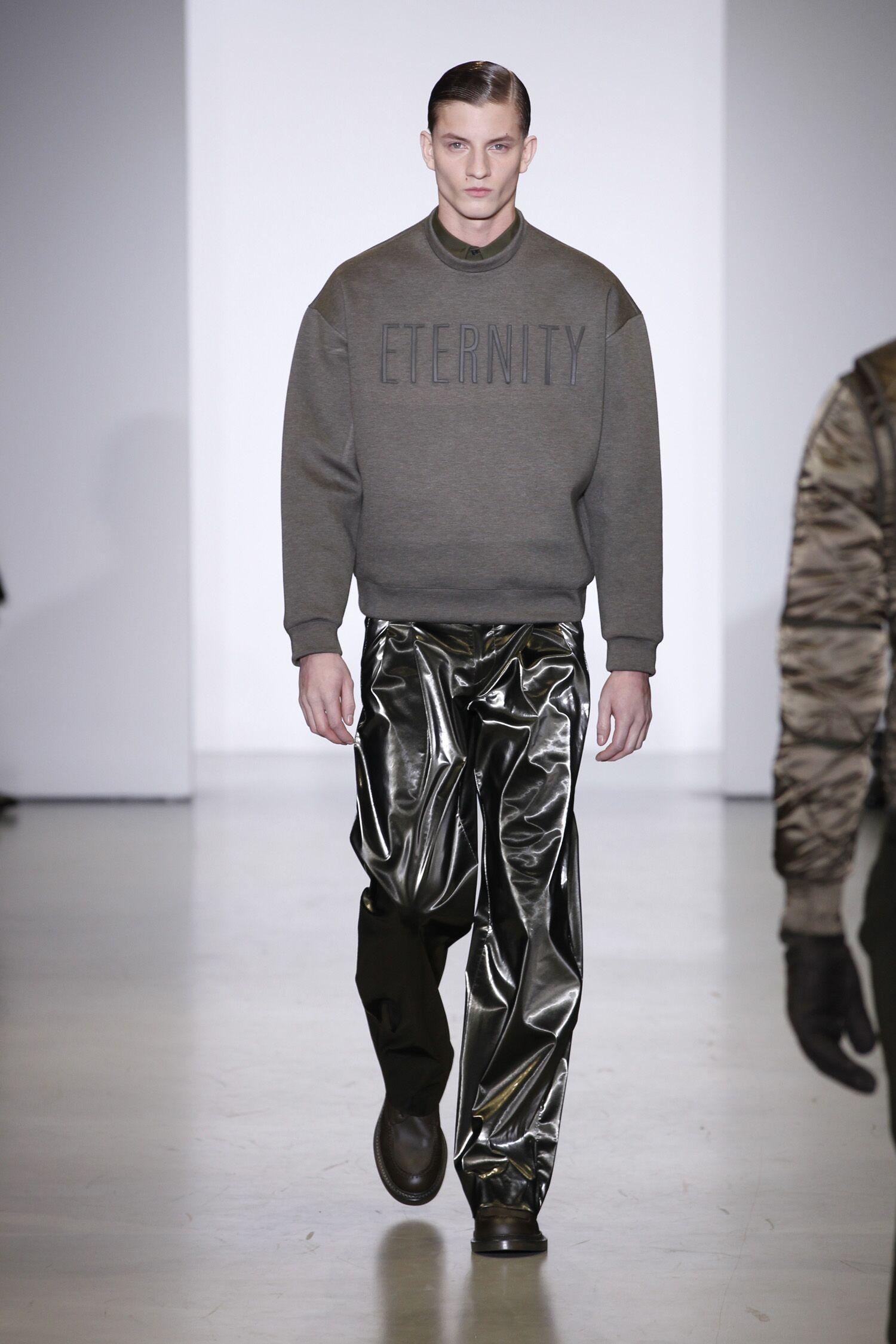 Fall Winter 2014 15 Fashion Men's Collection Calvin Klein Collection