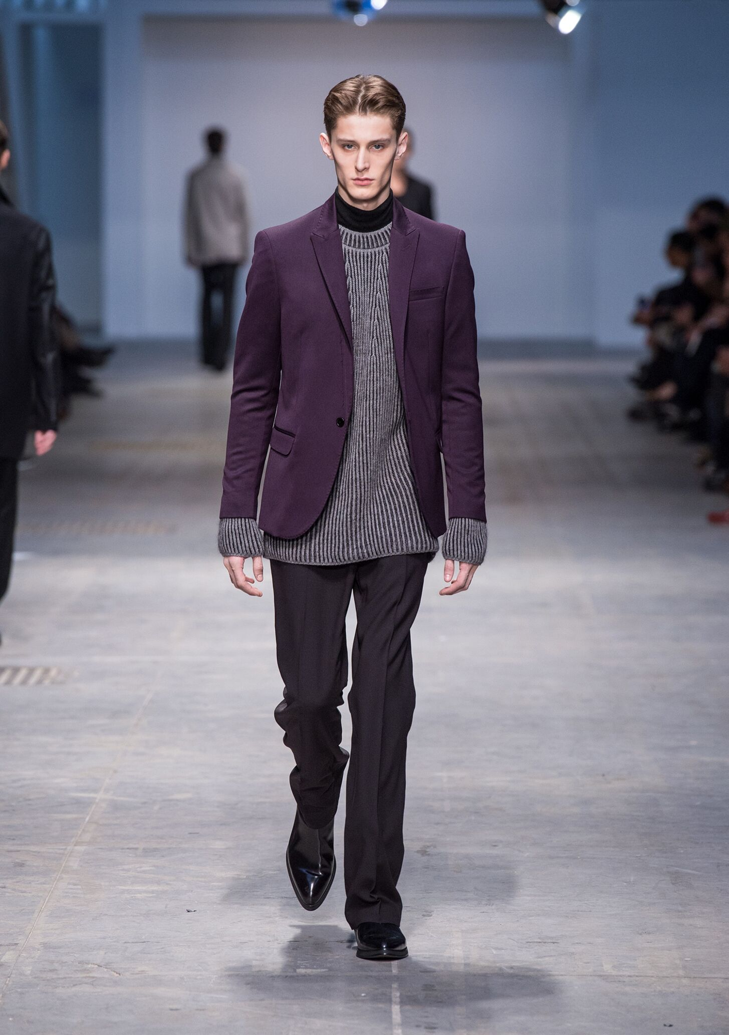 Fall Winter 2014 15 Fashion Men's Collection Costume National Homme