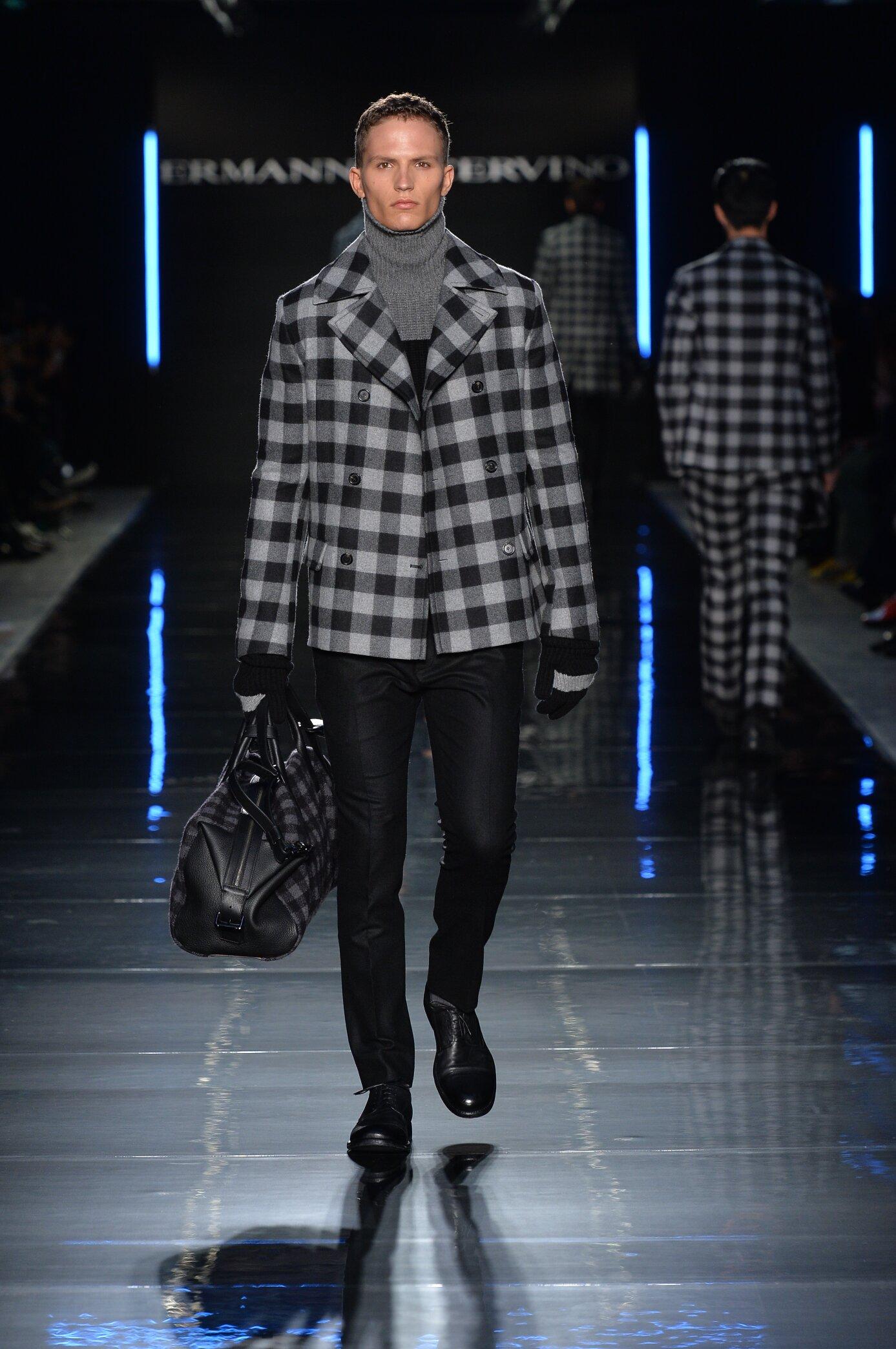 Fall Winter 2014 15 Fashion Men's Collection Ermanno Scervino