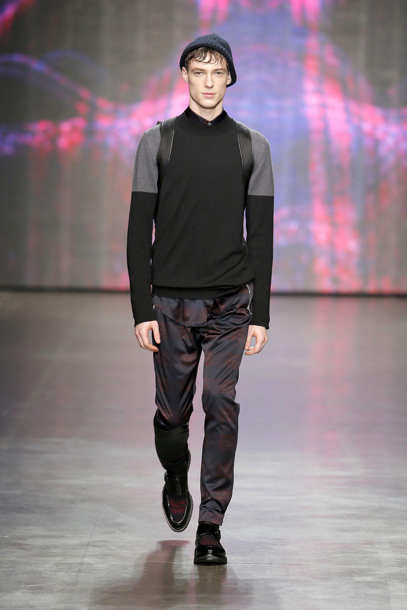 Fall Winter 2014 15 Fashion Men's Collection Iceberg