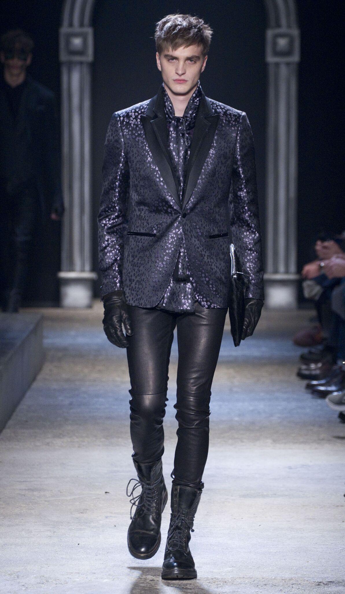 Fall Winter 2014 15 Fashion Men's Collection John Varvatos
