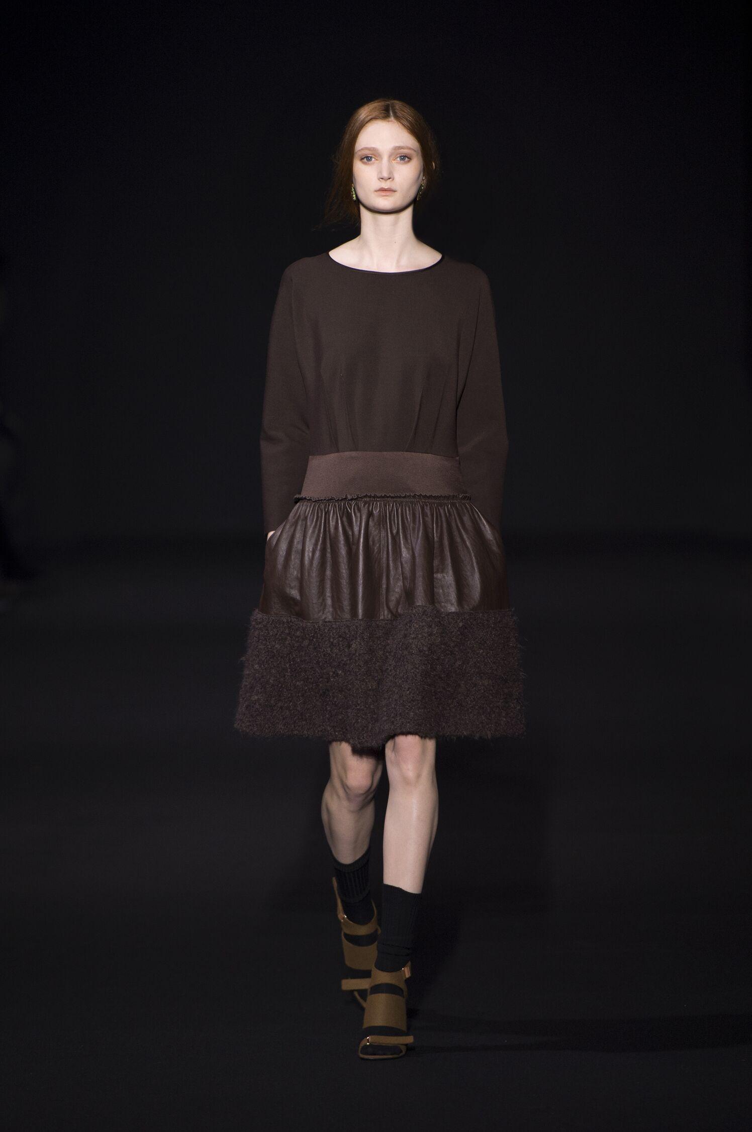 Fashion Winter Trends 2014 2015 Alberta Ferretti