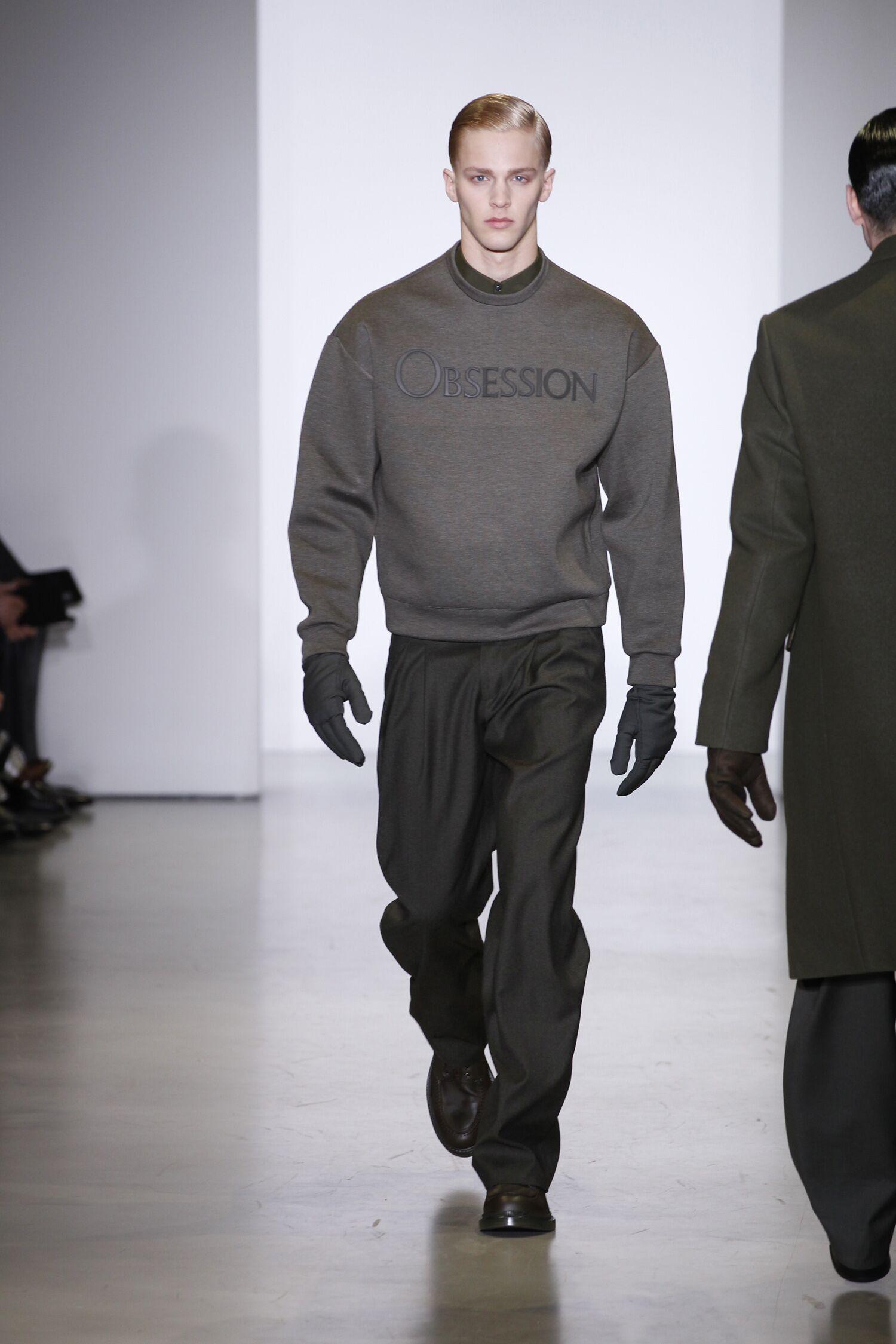 Fashion Winter Trends 2014 2015 Calvin Klein Collection