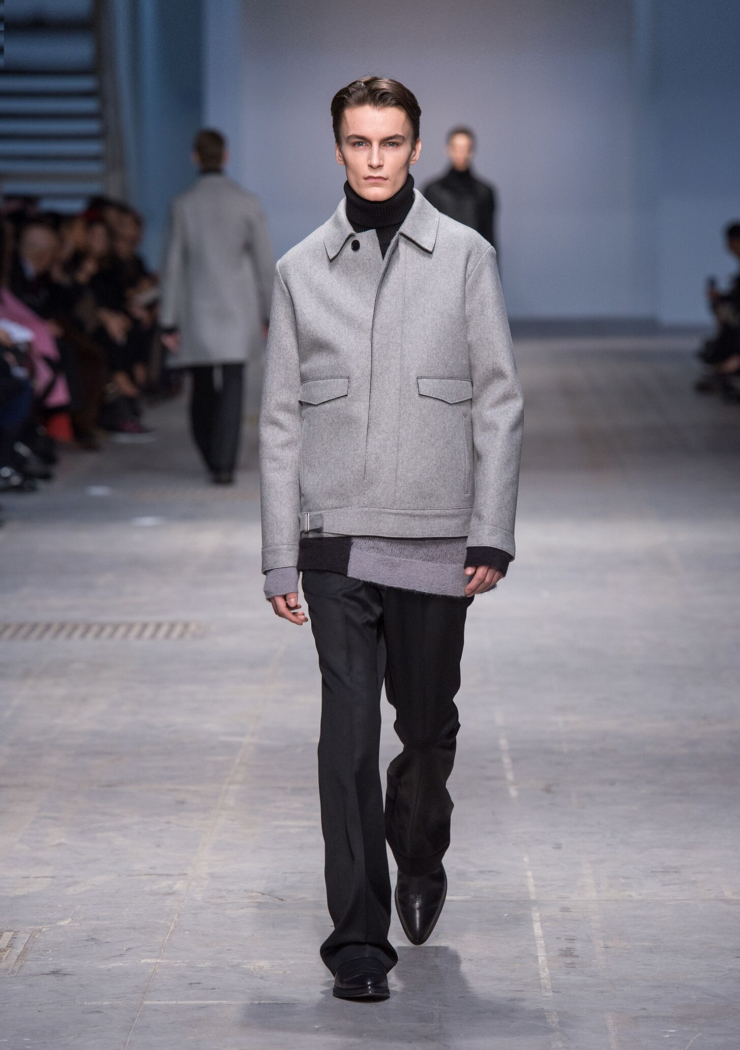 Fashion Winter Trends 2014 2015 Costume National Homme