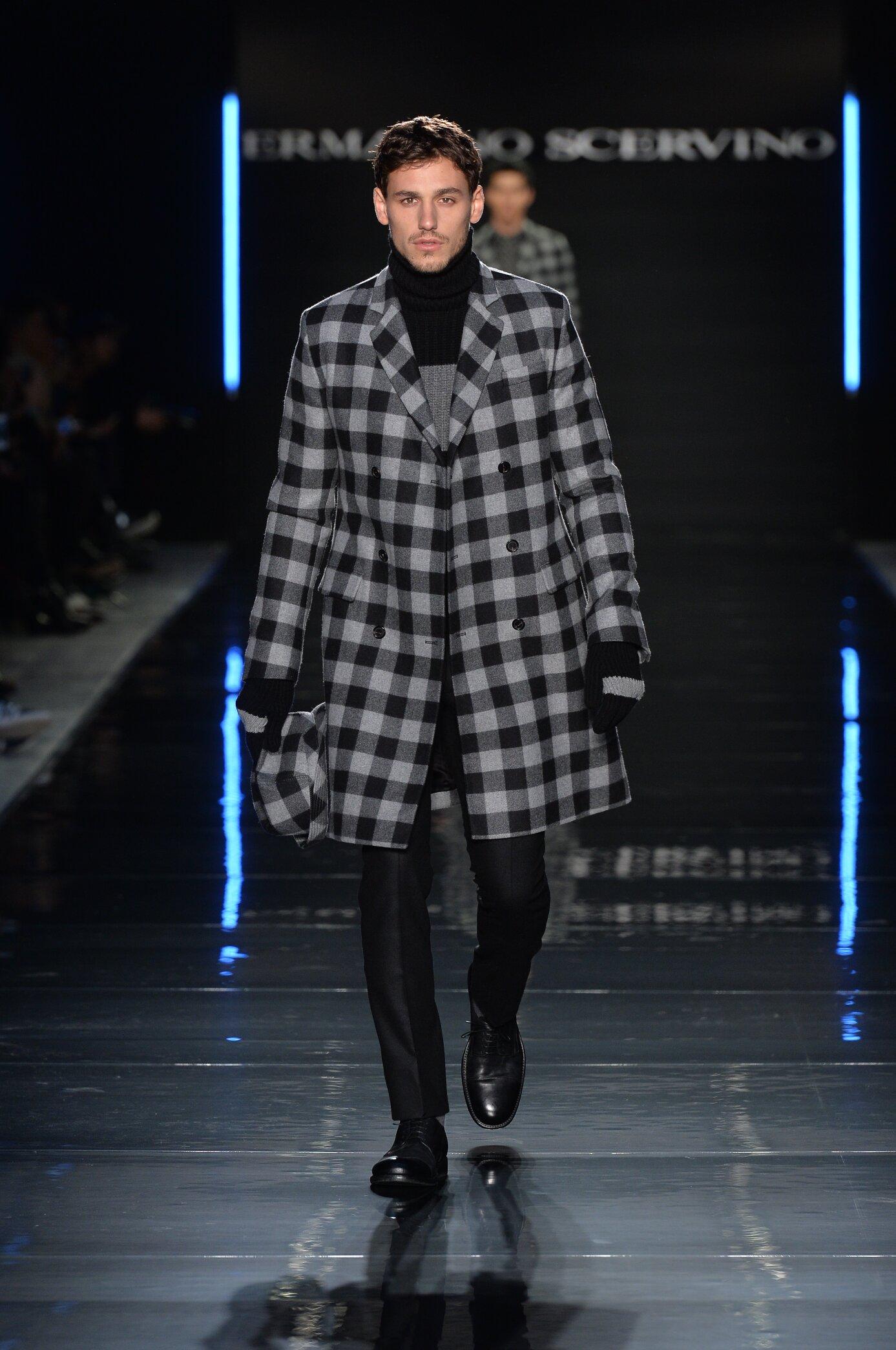 Fashion Winter Trends 2014 2015 Ermanno Scervino