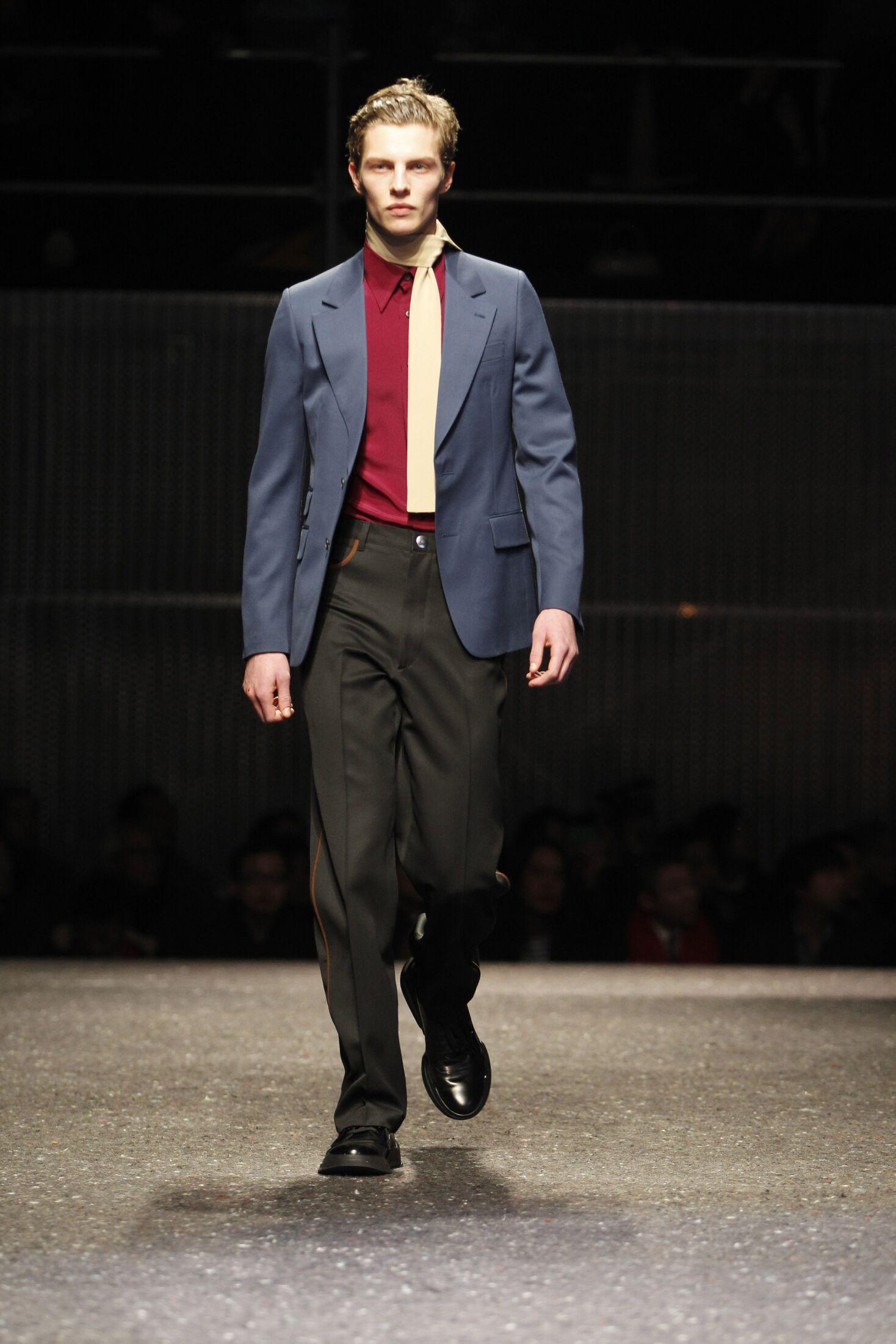 Fashion Winter Trends 2014 2015 Prada