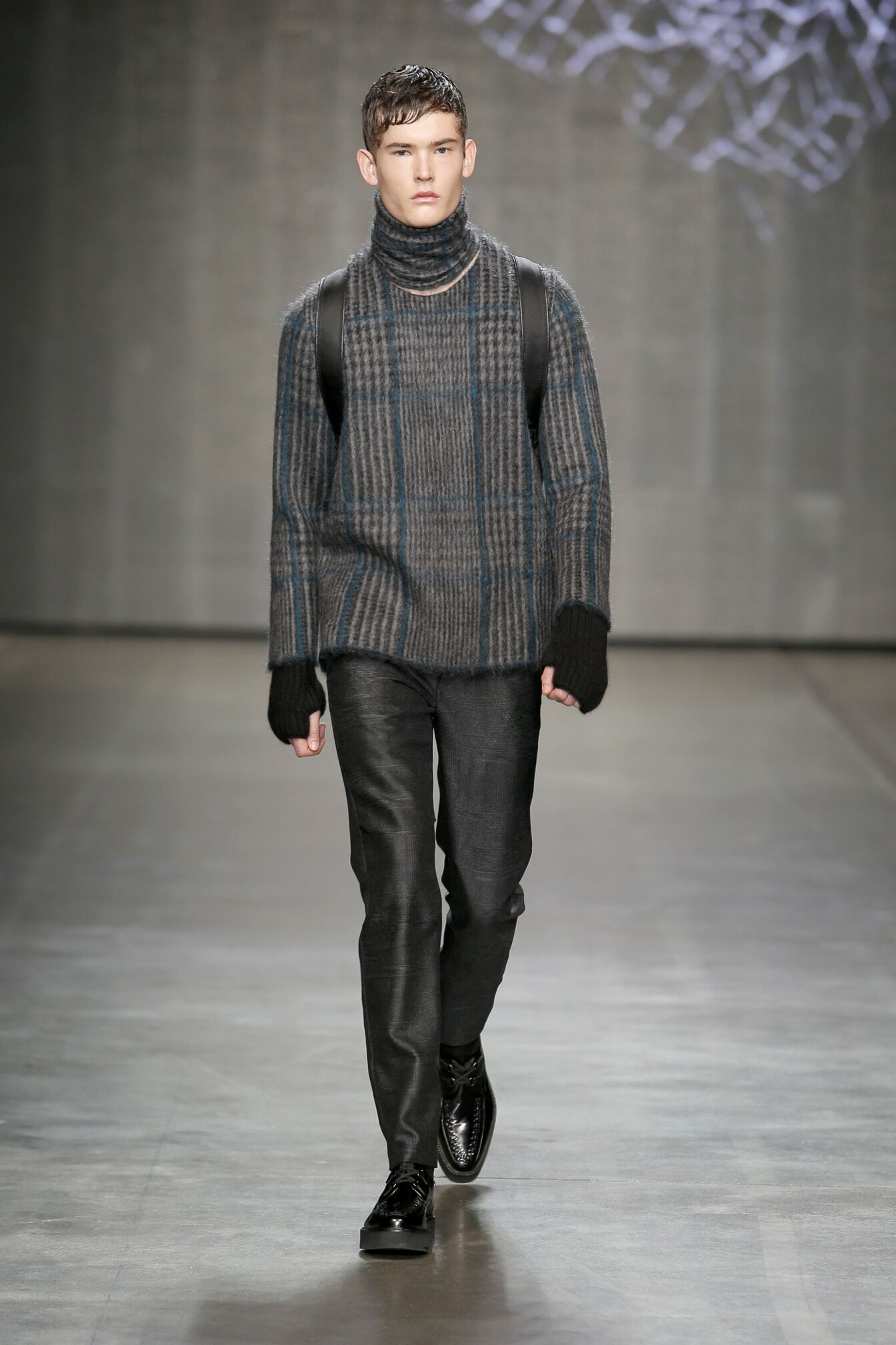 Iceberg Fall Winter 2014 15 Men Collection Milan Fashion Week Fashion Show