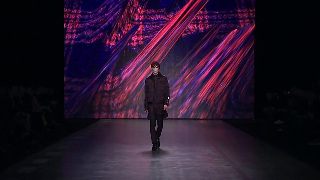Iceberg Fall Winter 2014-15 Men's Fashion Show - Milano Fashion Week