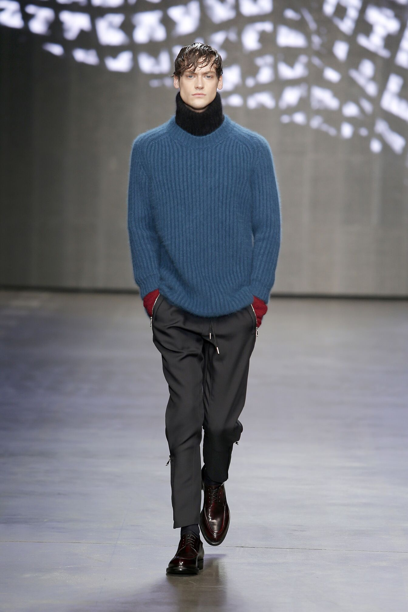 Iceberg Fall Winter 2014 15 Mens Collection Milano Fashion Week
