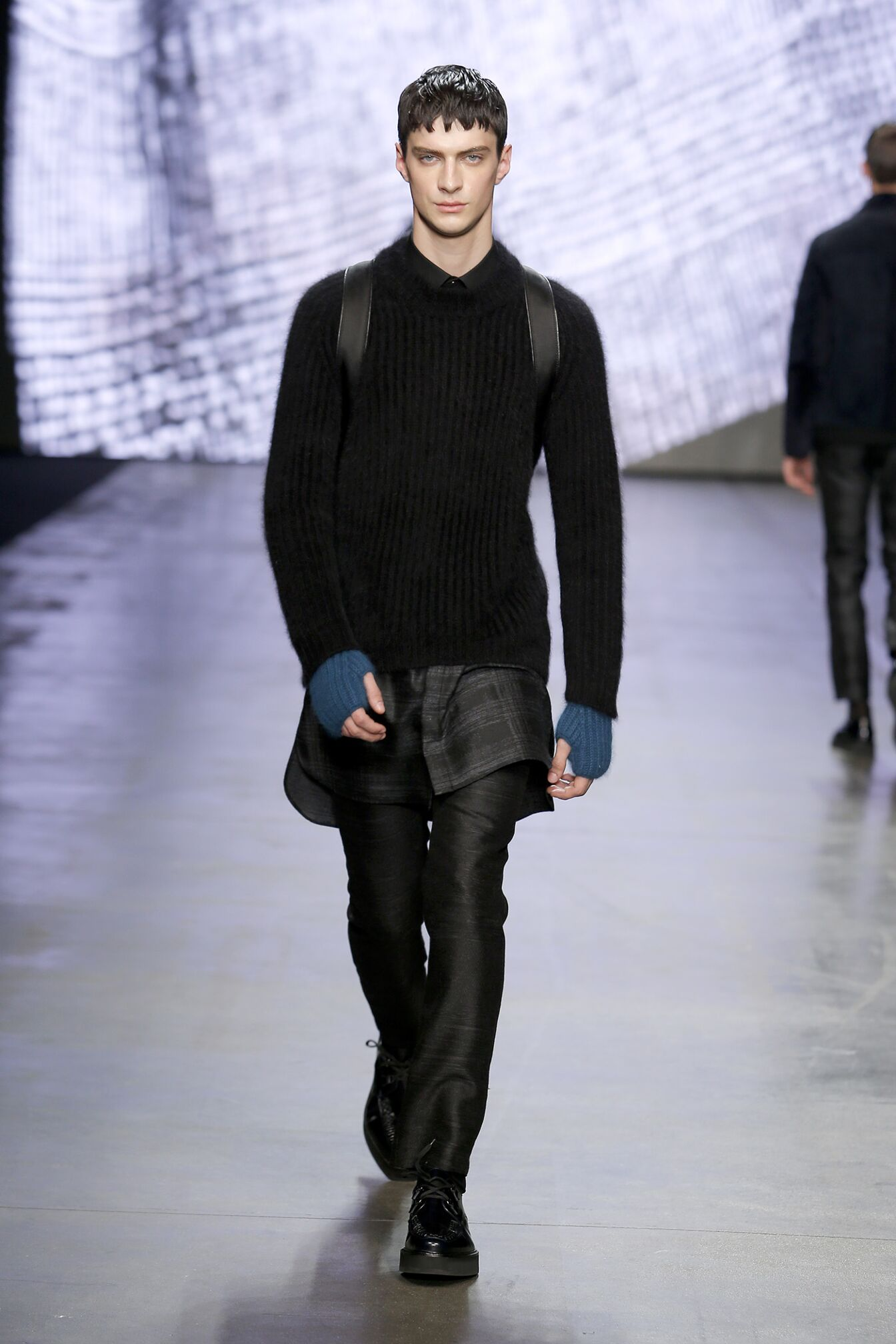 Iceberg Milano Fashion Week Menswear