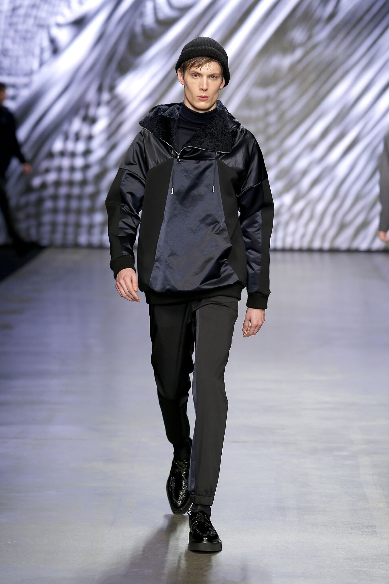 Iceberg Winter 2014 Catwalk