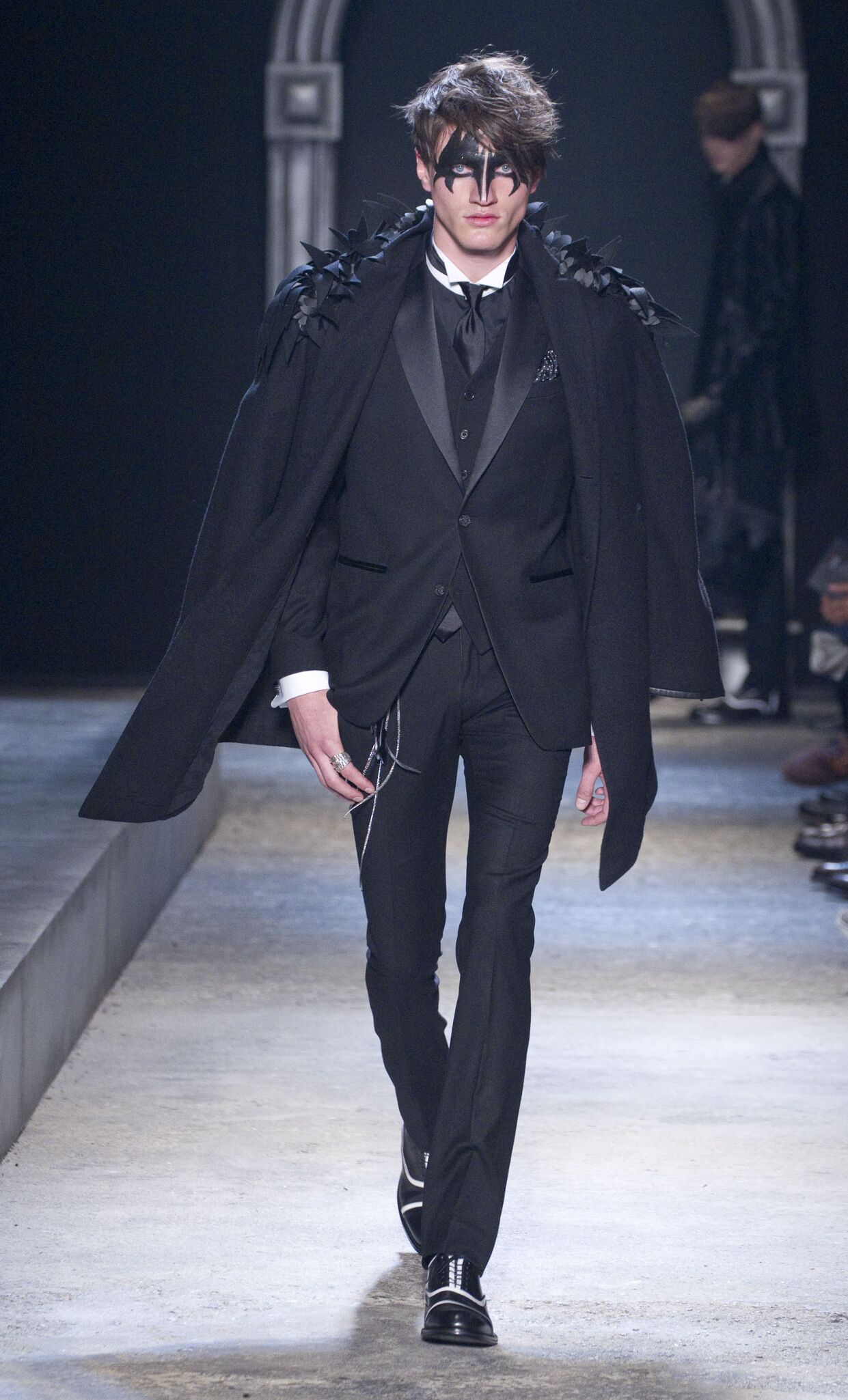 John Varvatos Fall Winter 2014 15 Men Collection Milan Fashion Week Fashion Show
