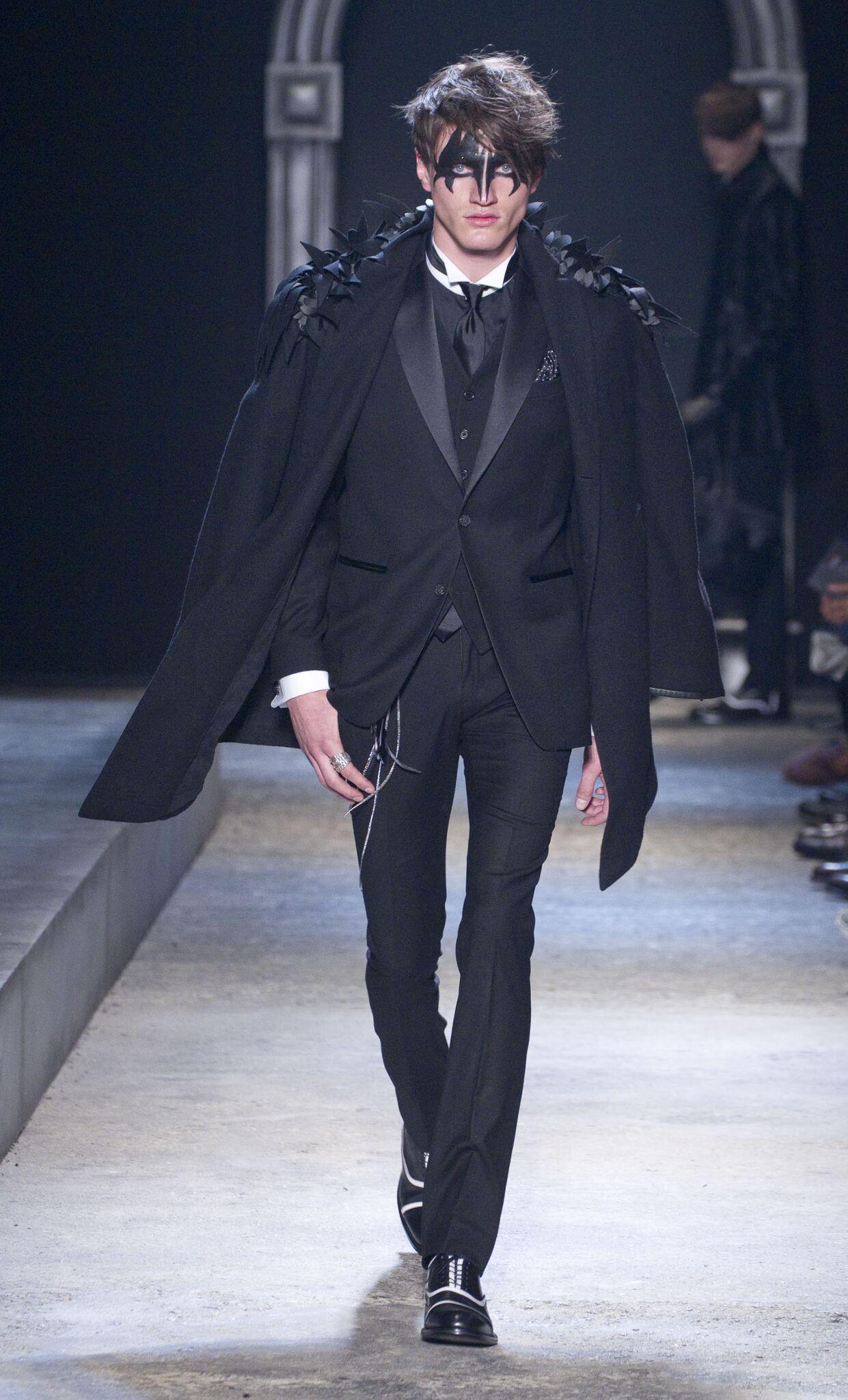John Varvatos Fall Winter 2014 15 Men Collection Milan Fashion Week Fashion Show