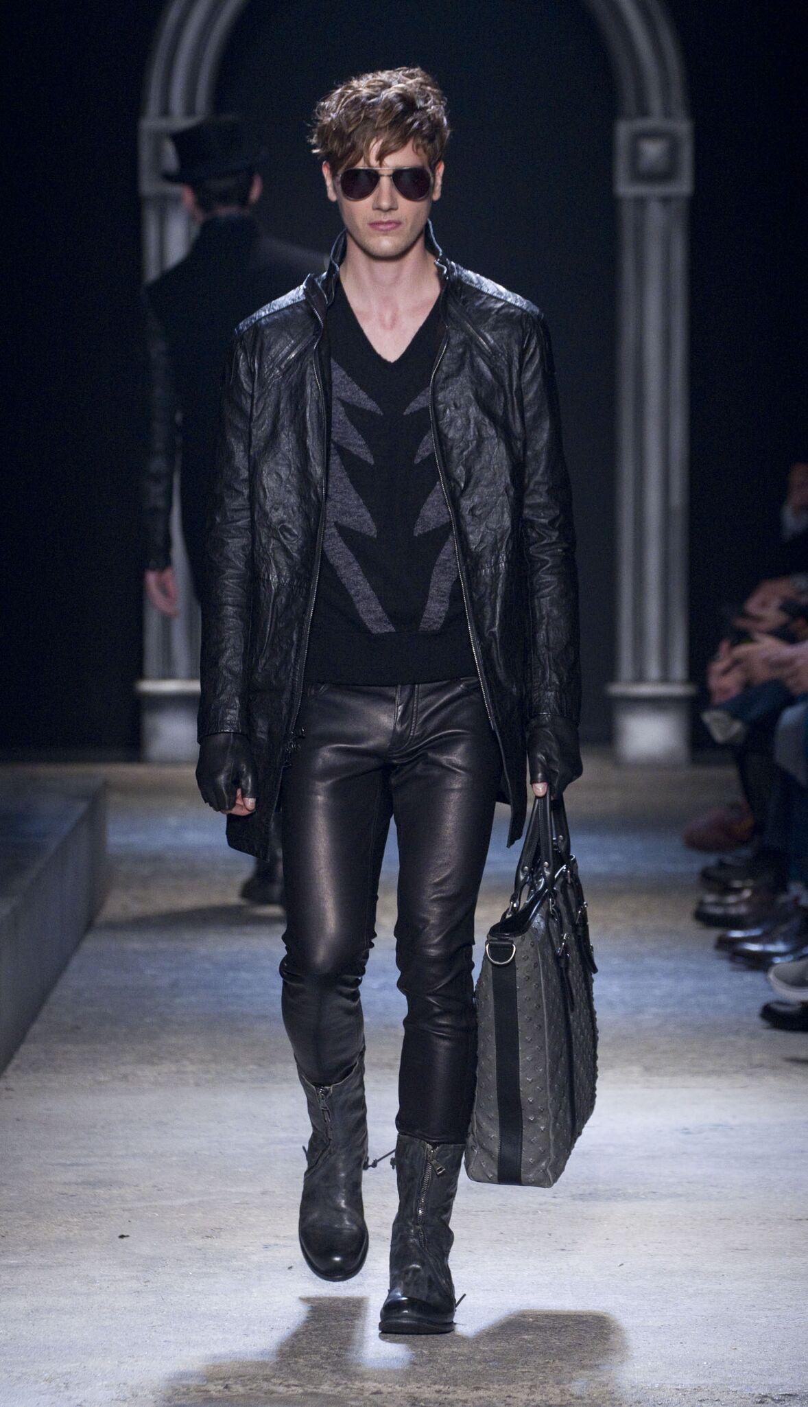 John Varvatos Fashion Show Milano Fashion Week