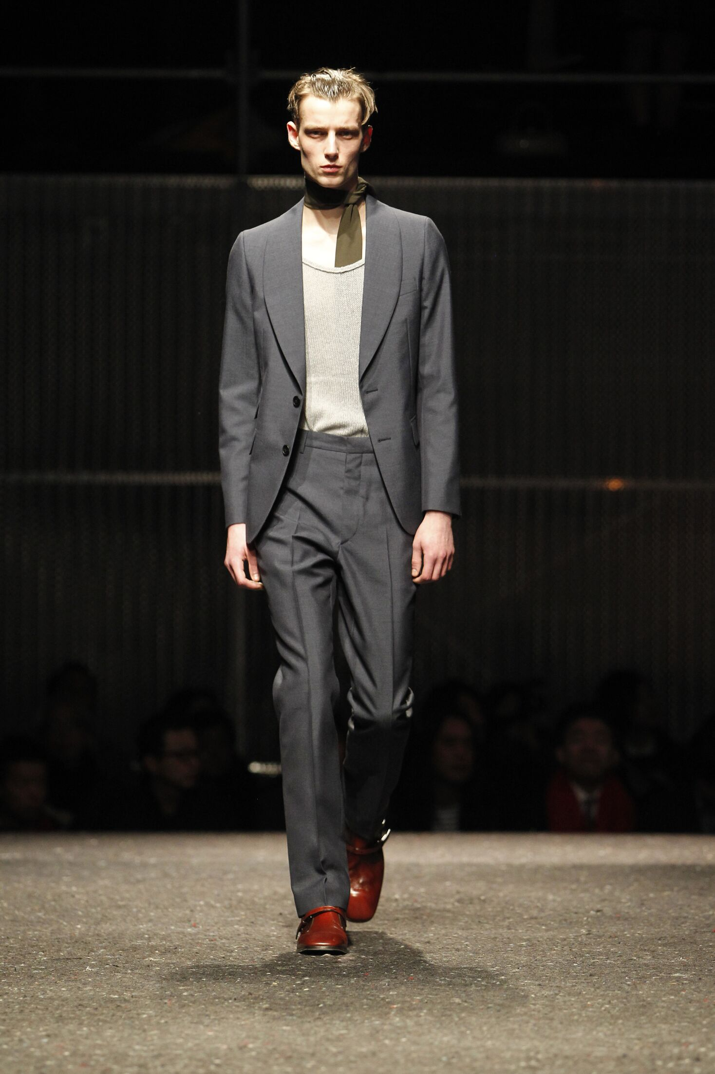 Prada Fall Winter 2014 15 Men Collection Milan Fashion Week Fashion Show