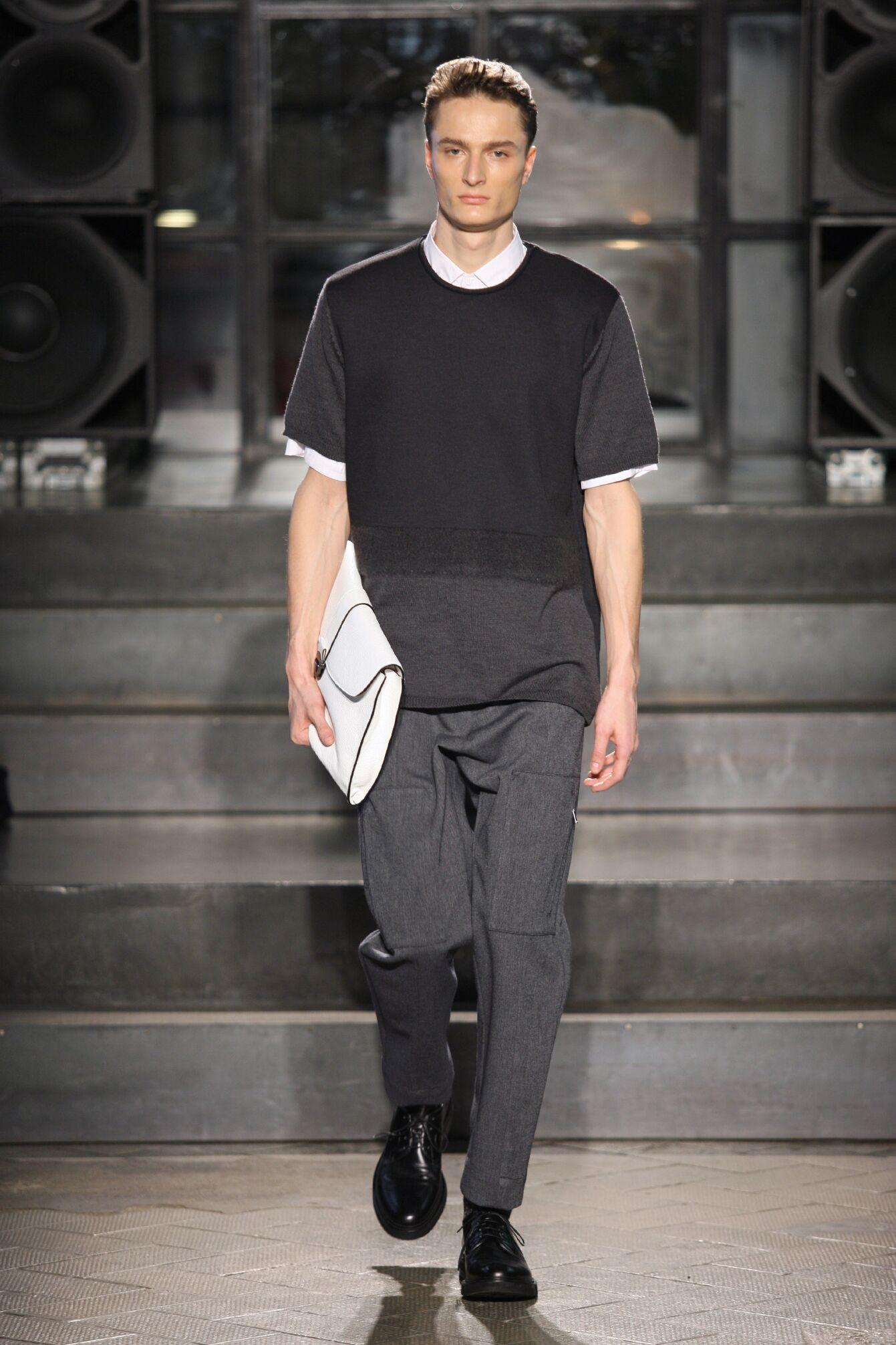 Runway Antonio Marras Fall Winter 2014 15 Men Collection Milan Fashion Week