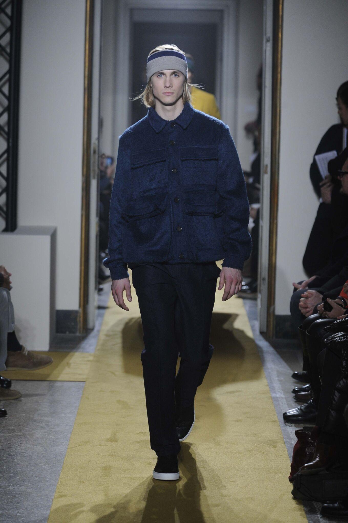 Winter 2014 Fashion Show Andrea Incontri