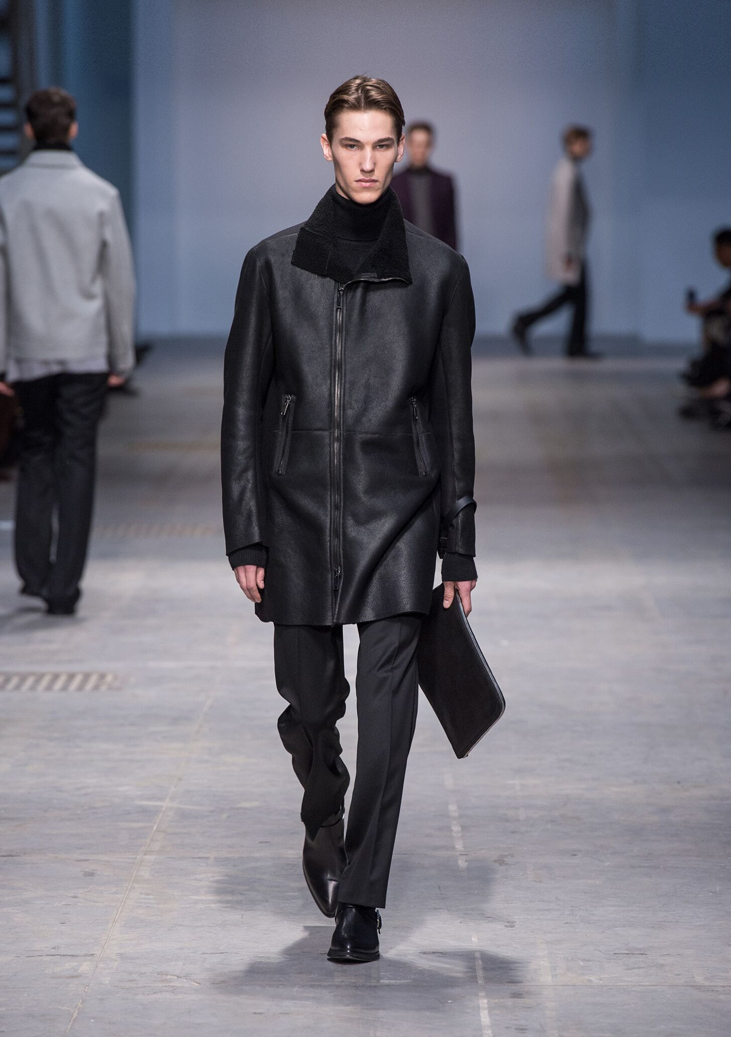 Winter 2014 Fashion Show Costume National Homme