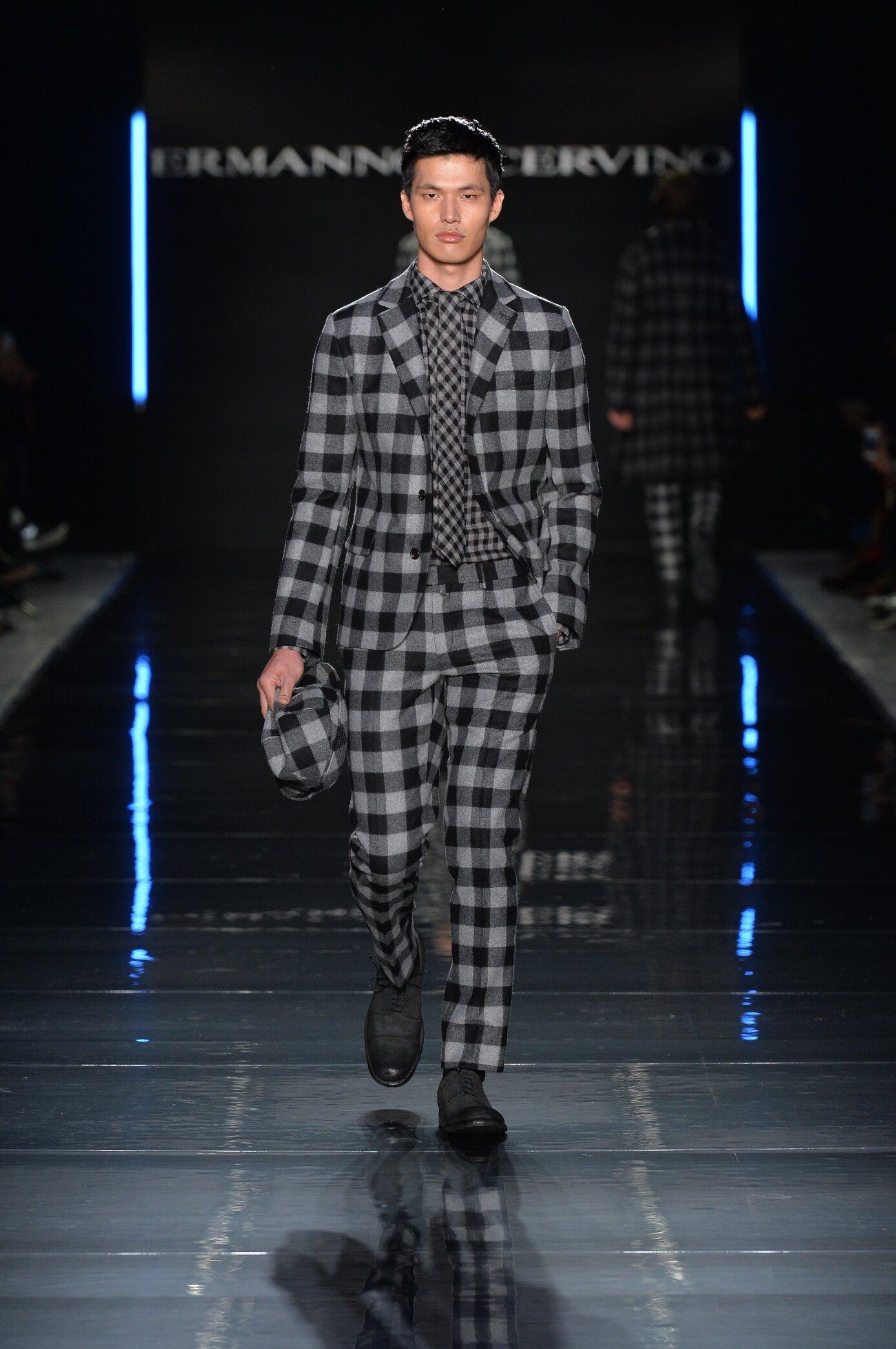 Winter 2014 Fashion Show Ermanno Scervino