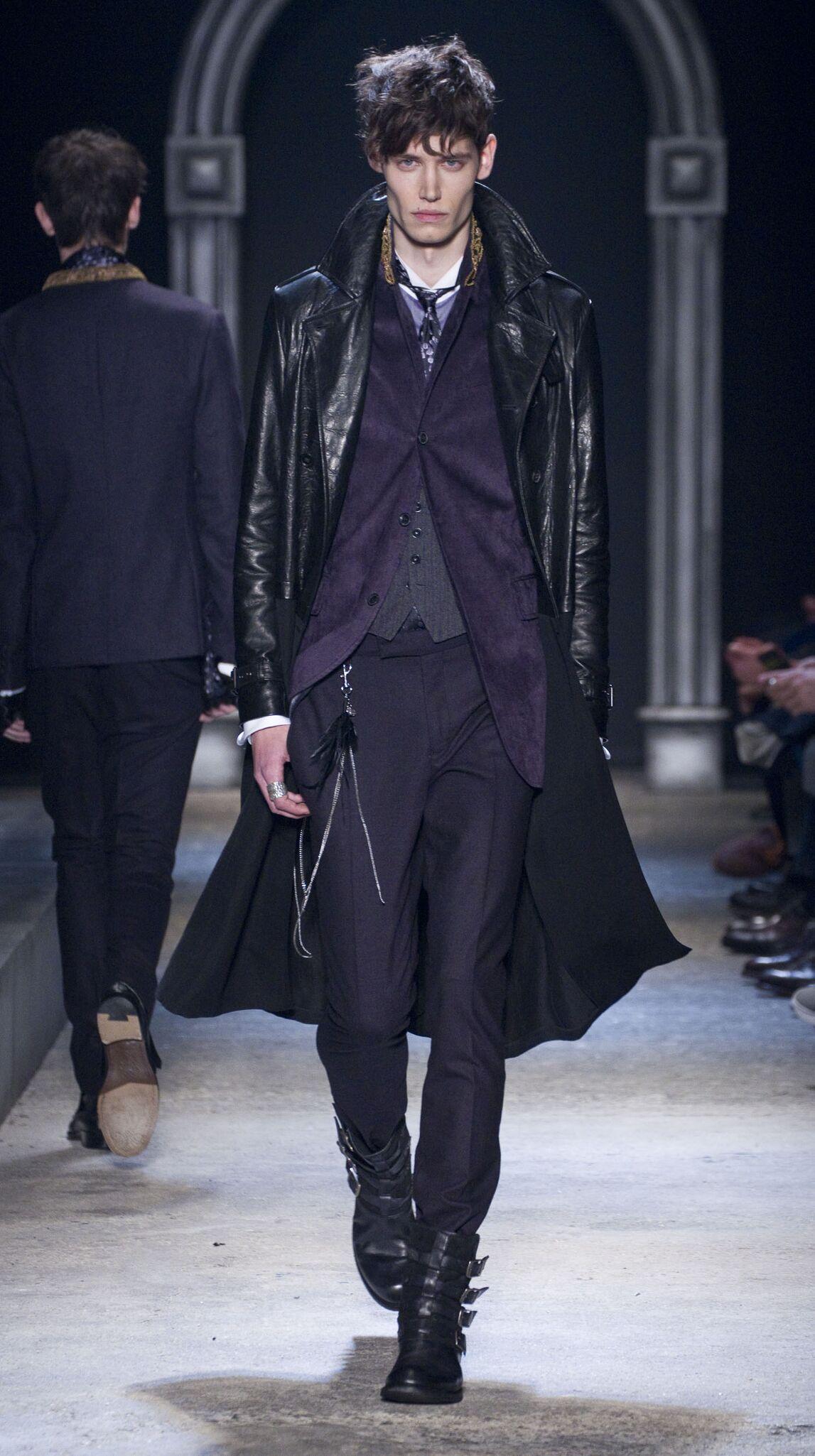Winter 2014 Fashion Show John Varvatos