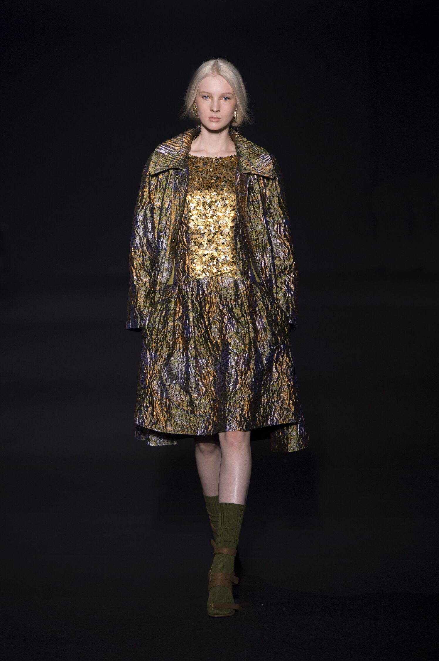 Winter 2014 Fashion Trends Alberta Ferretti