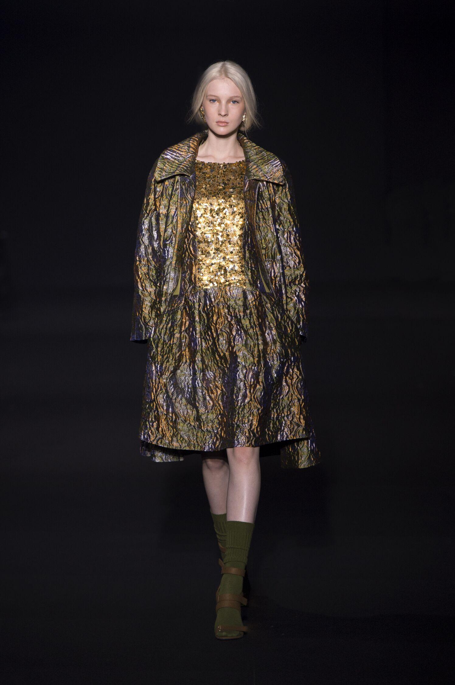Winter 2014 Fashion Trends Alberta Ferretti