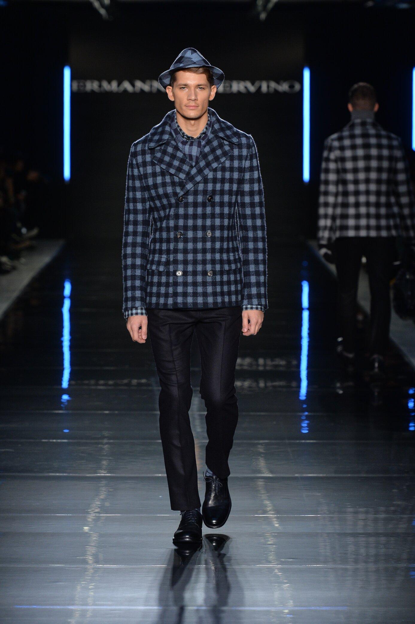 Winter 2014 Fashion Trends Ermanno Scervino