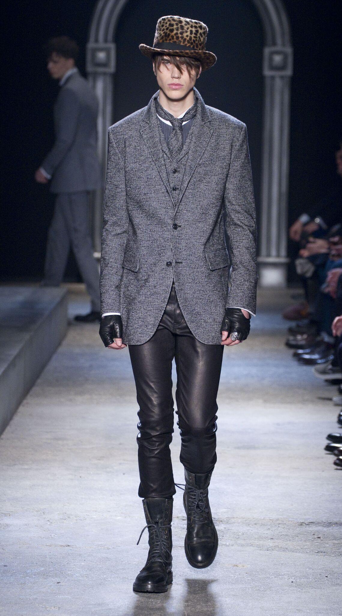 Winter 2014 Fashion Trends John Varvatos