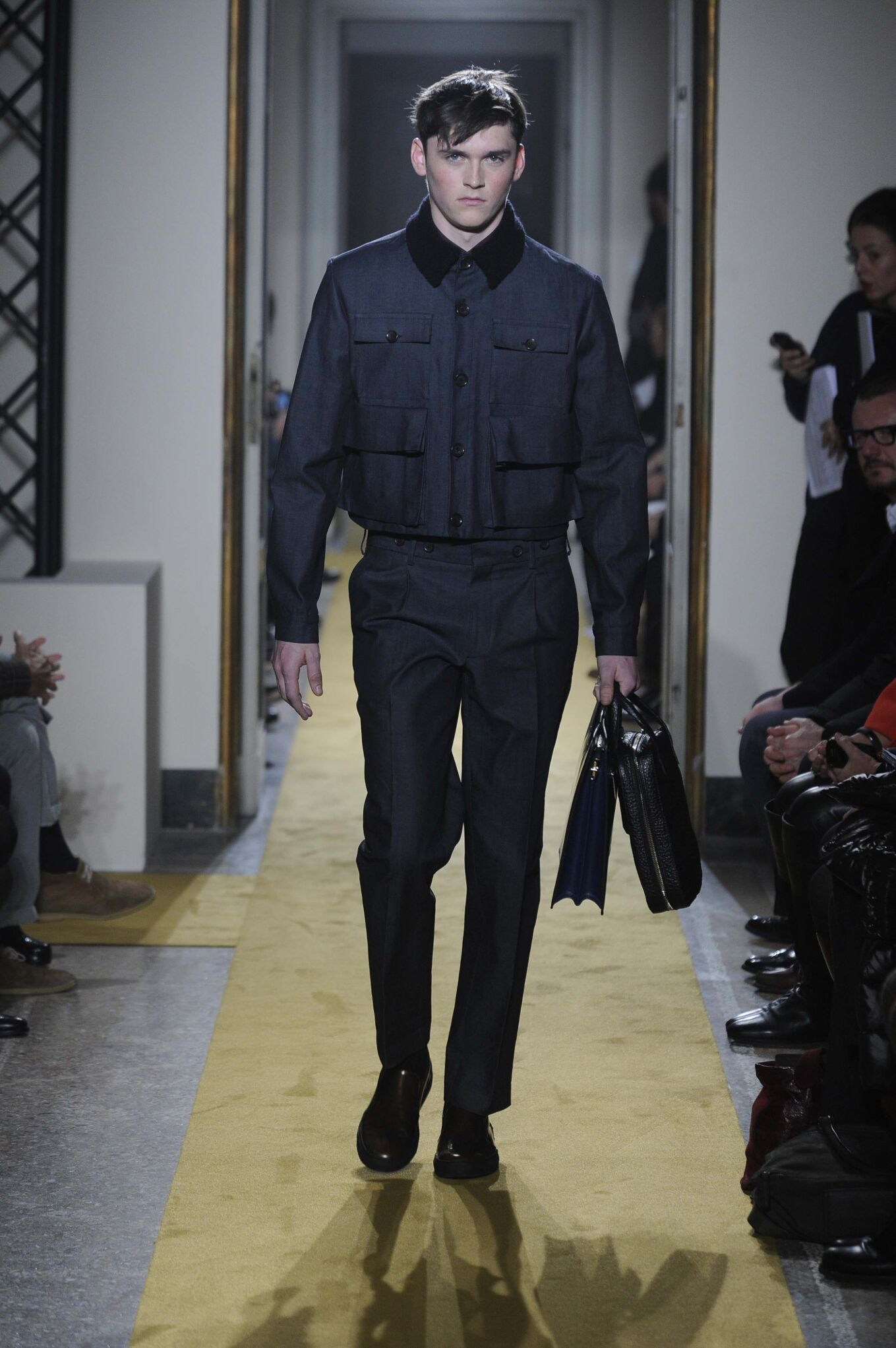 Winter 2014 Man Trends Andrea Incontri